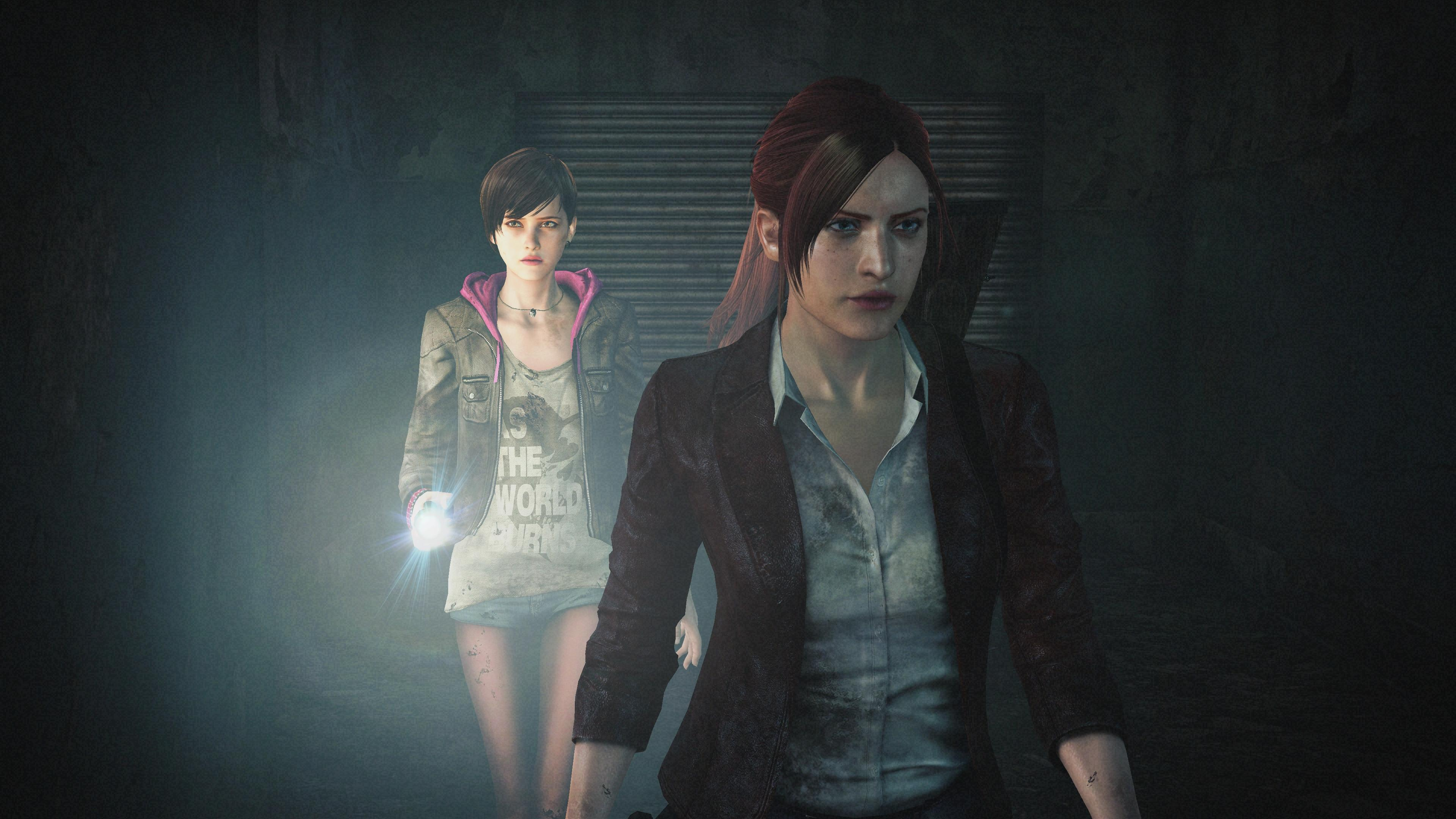RE Revelations 2 Moira & Claire
