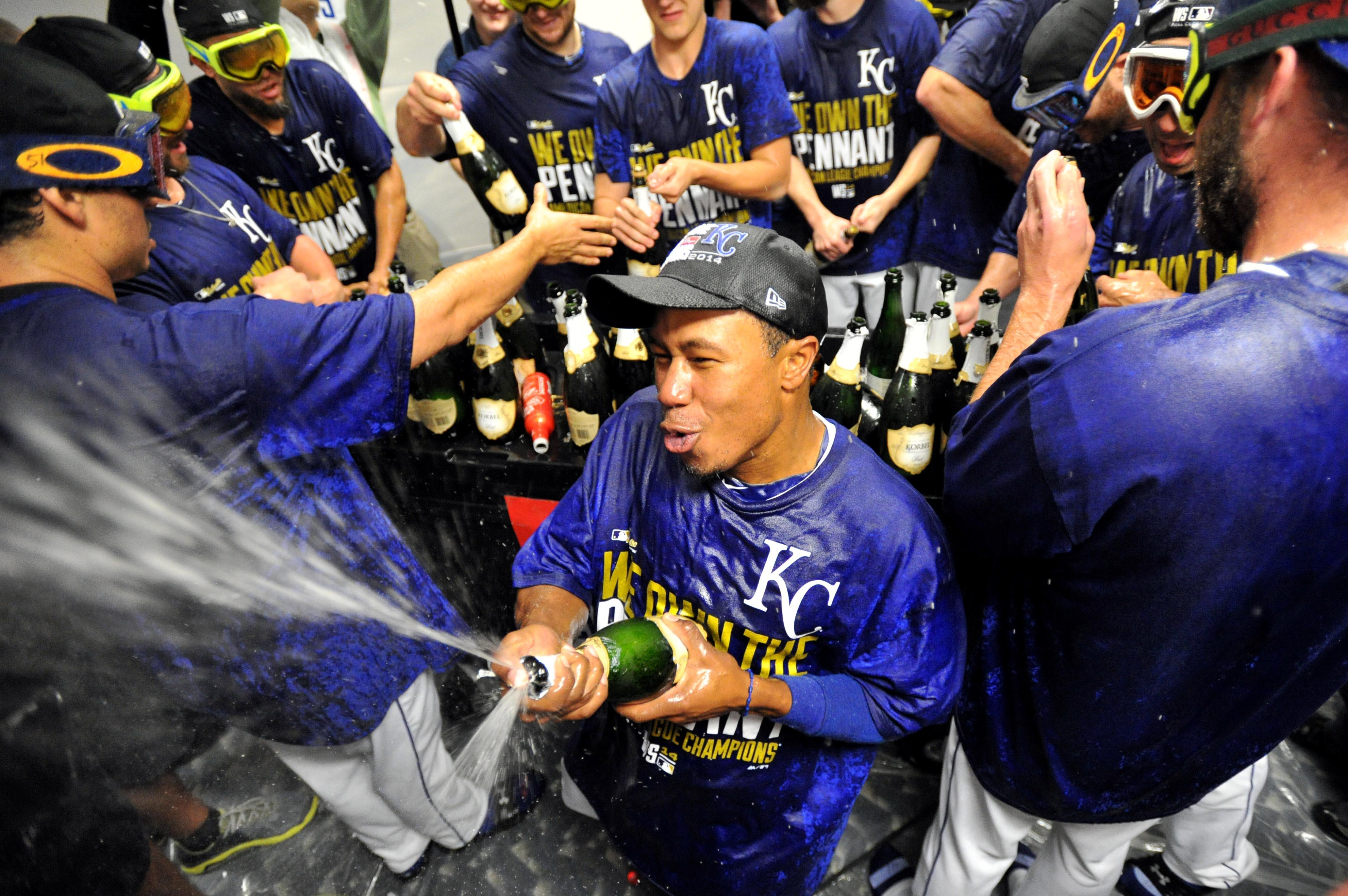 Royals Advance To World Series