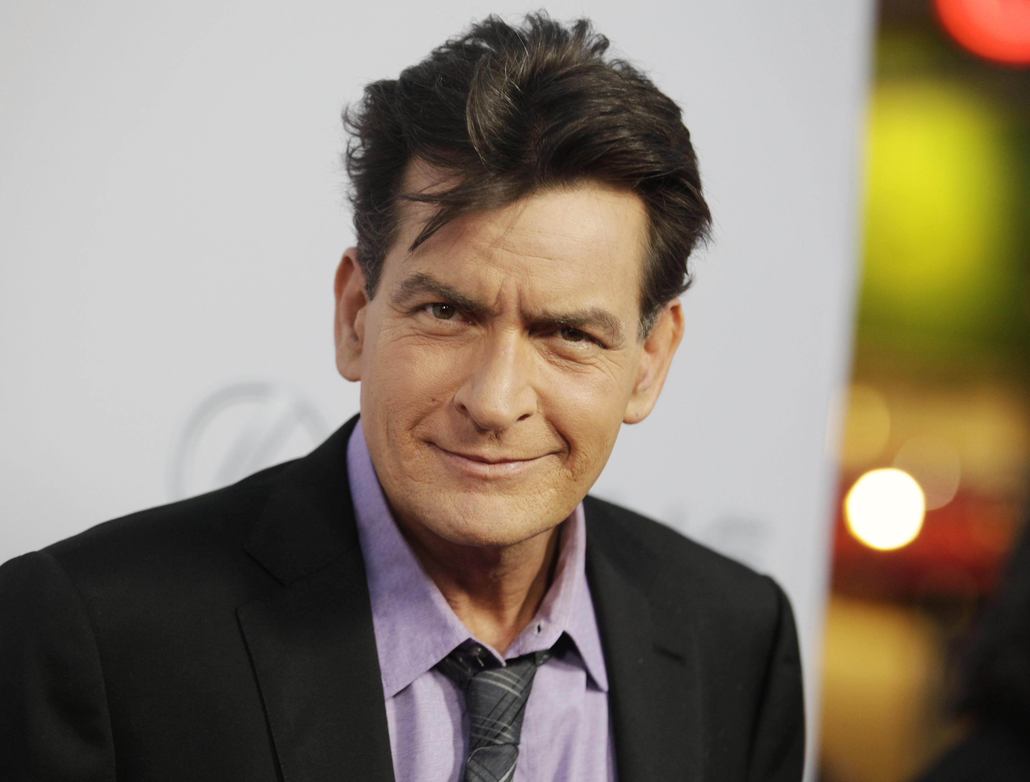 charlie sheen fiancee overdose