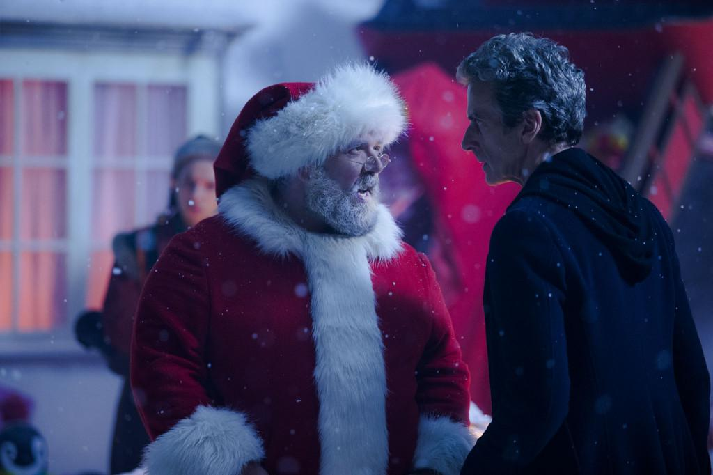 Doctor-Who-2014 Christmas special spoilers