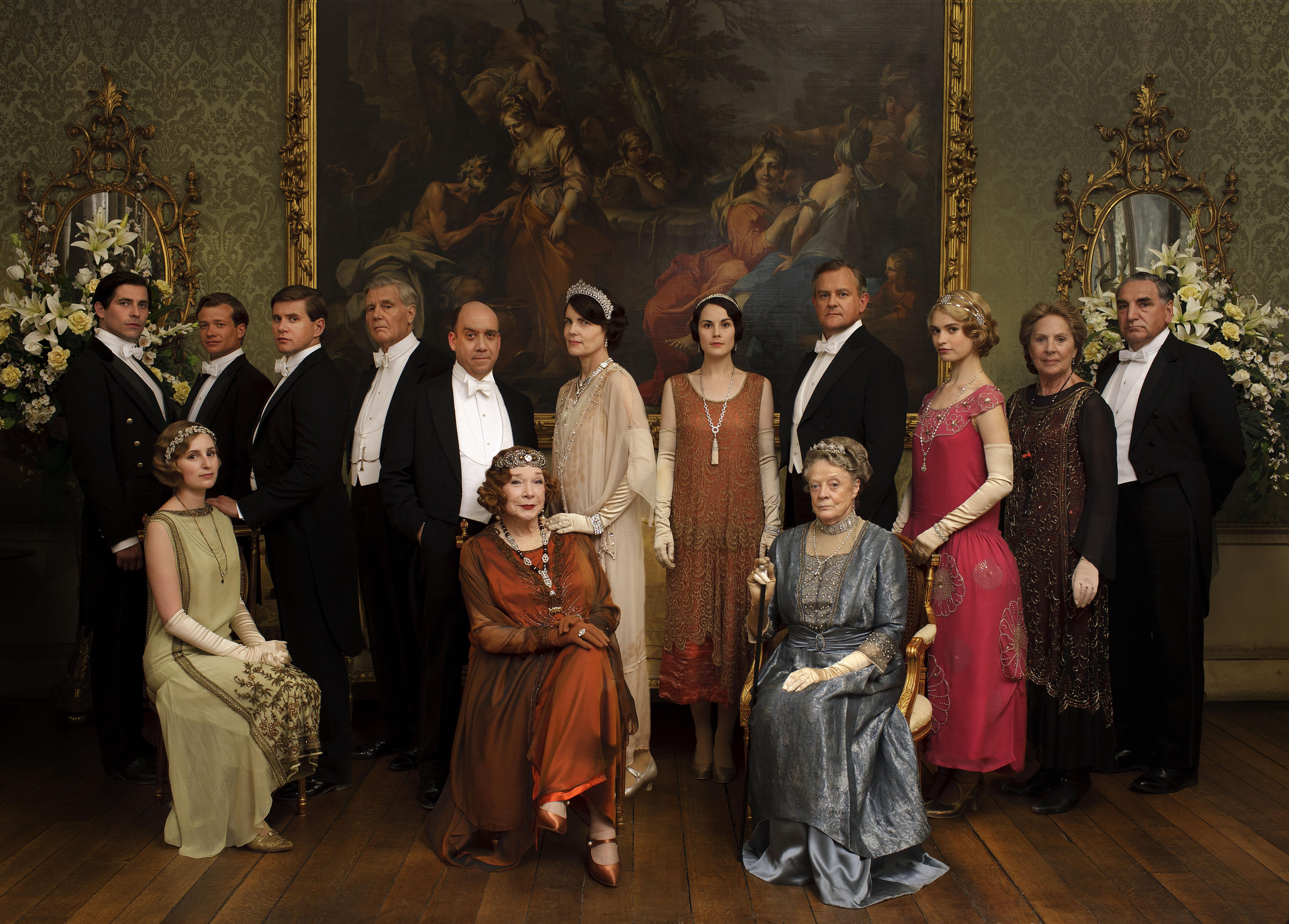 Downton abbey gift ideas