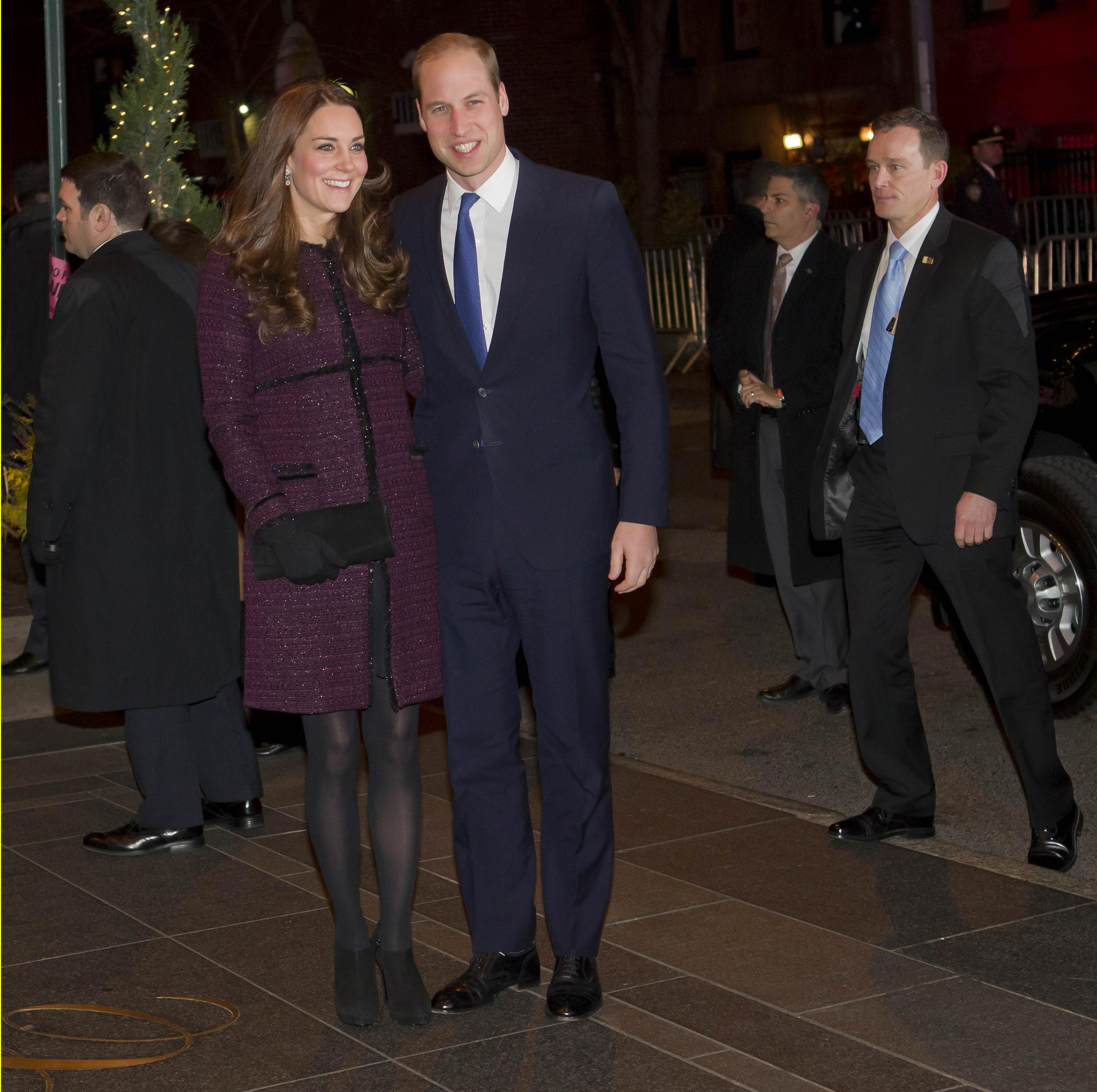 will and kate christmas 2014