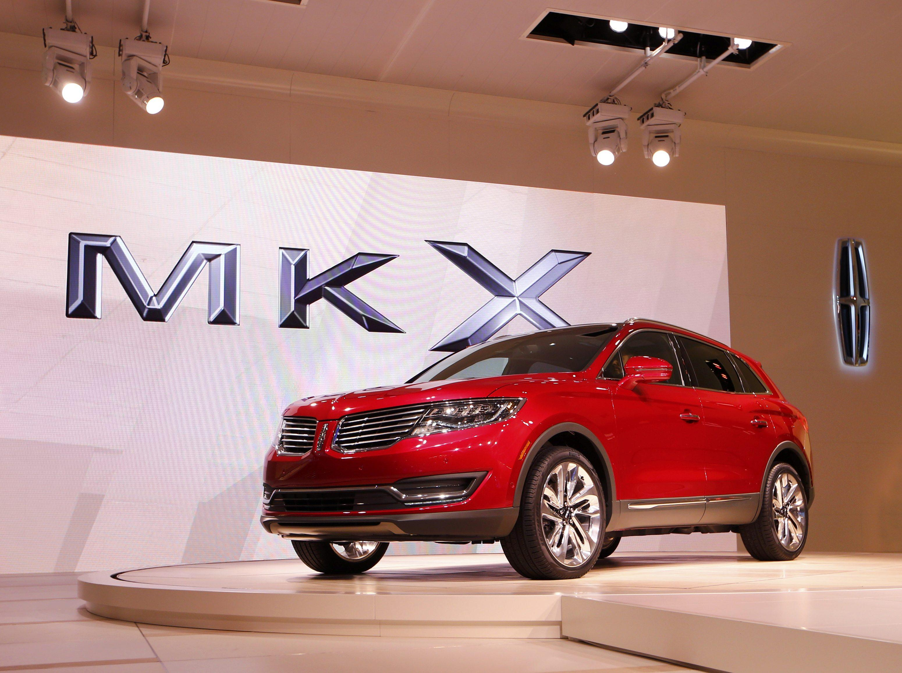 006 2016 Lincoln MKX
