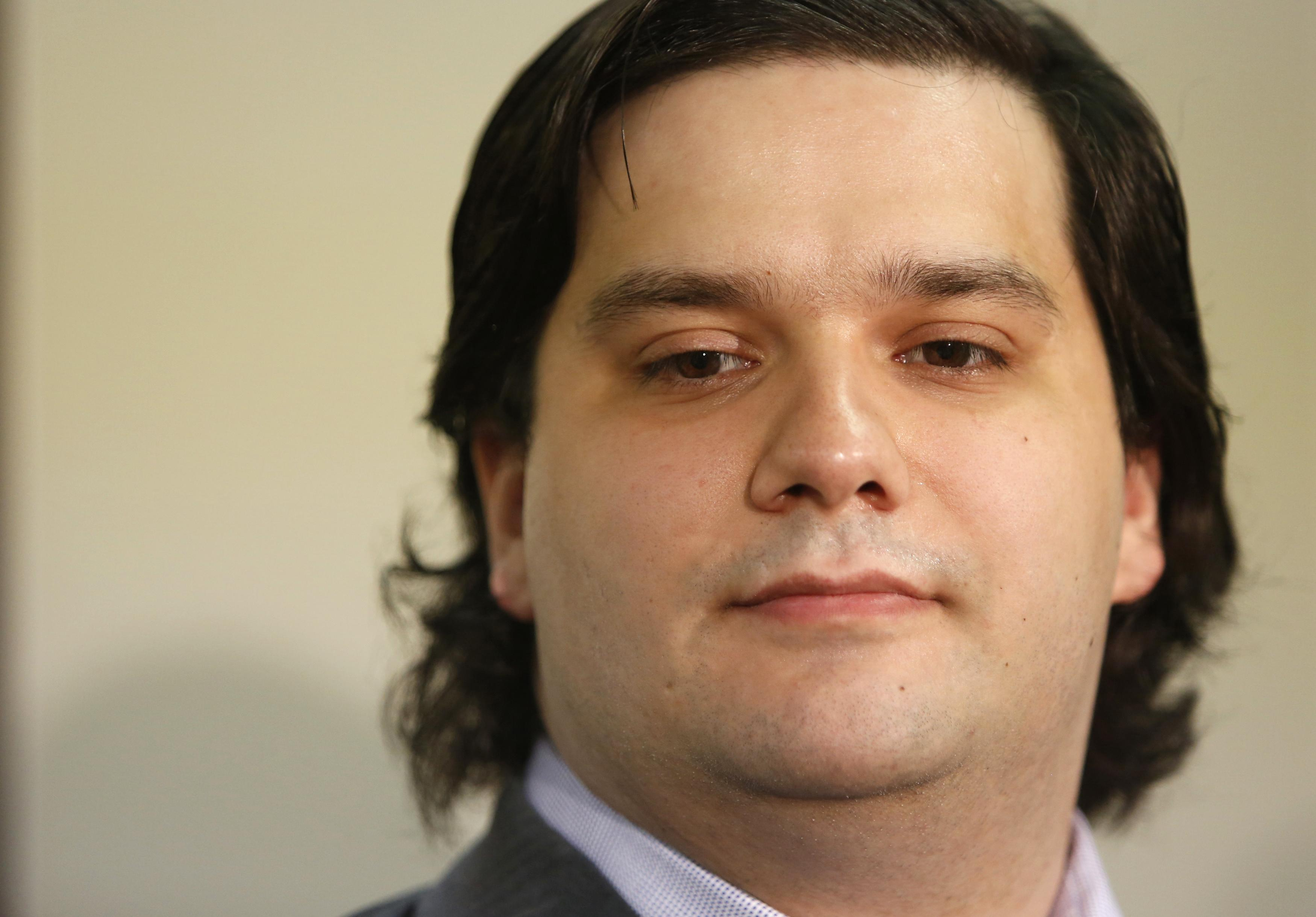 Mark Karpeles, CEO of Mt. Gox bitcoin exchange