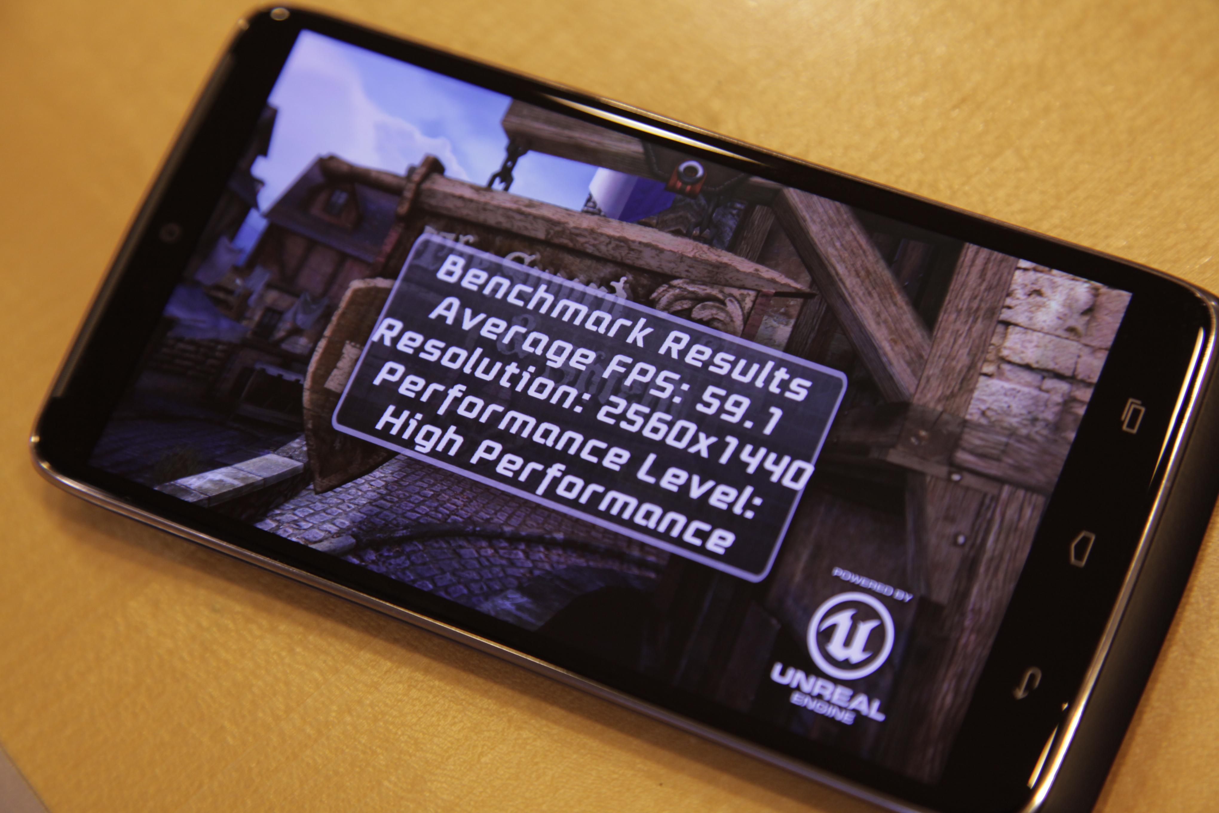 Motorola Droid Turbo Benchmark