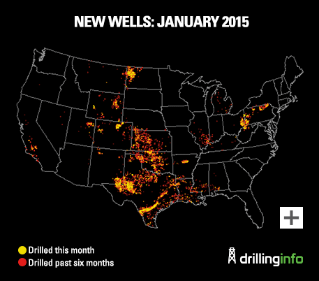 Drilling Index January 2015