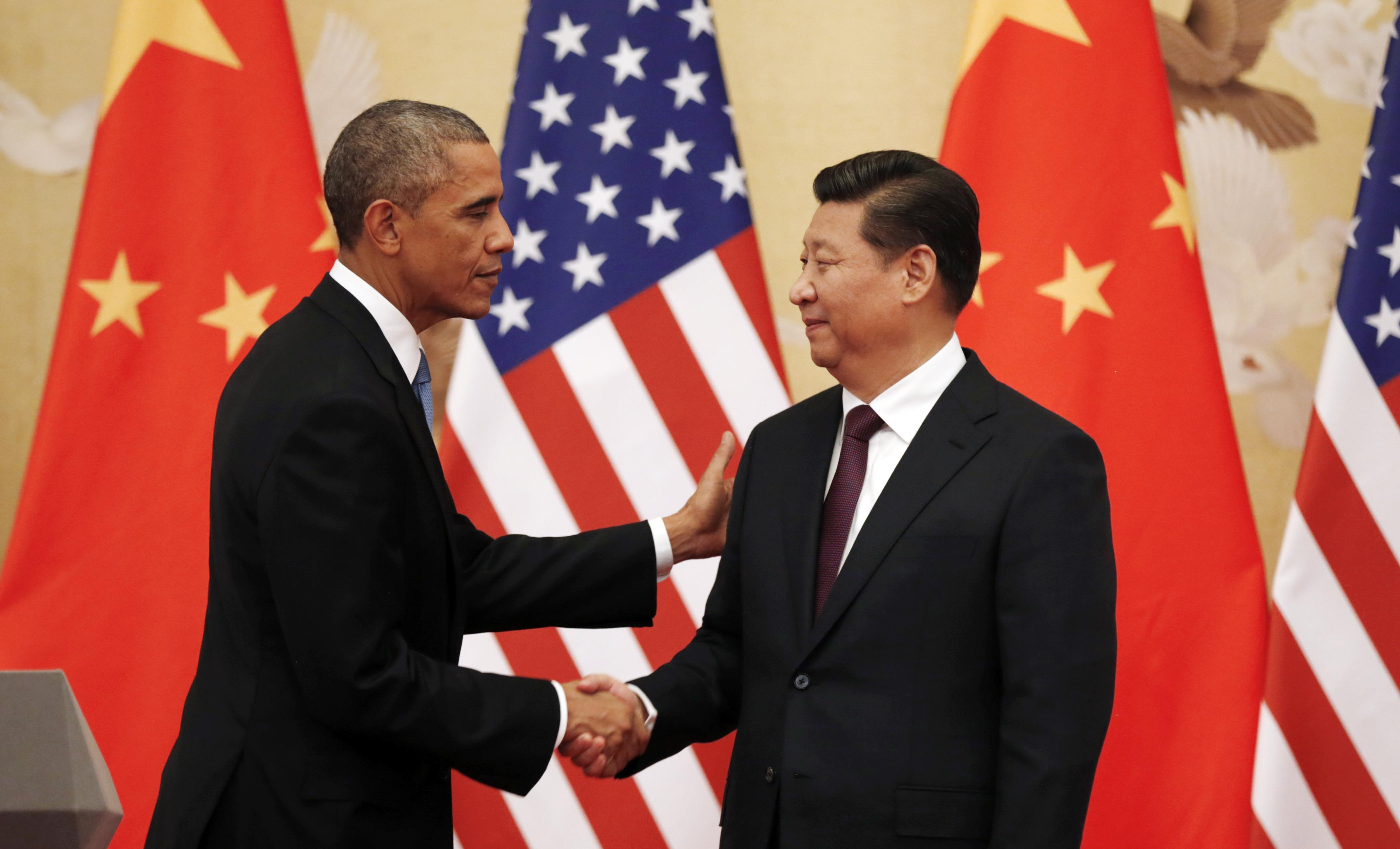 Obama-XiJinping-China- Cyberattacks