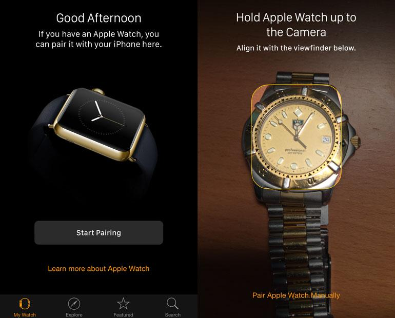 Apple Watch not quite here