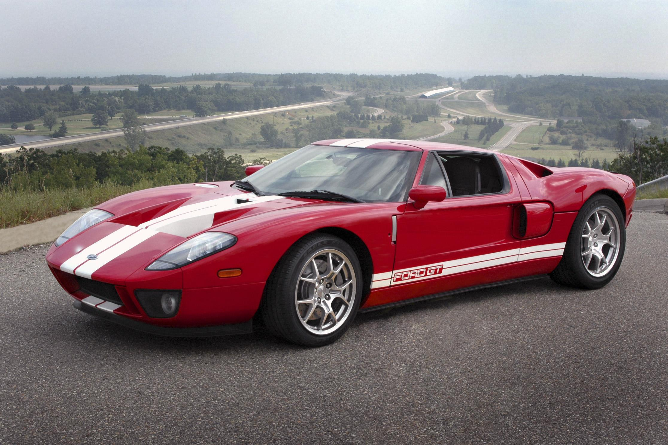 Ford GT second gen
