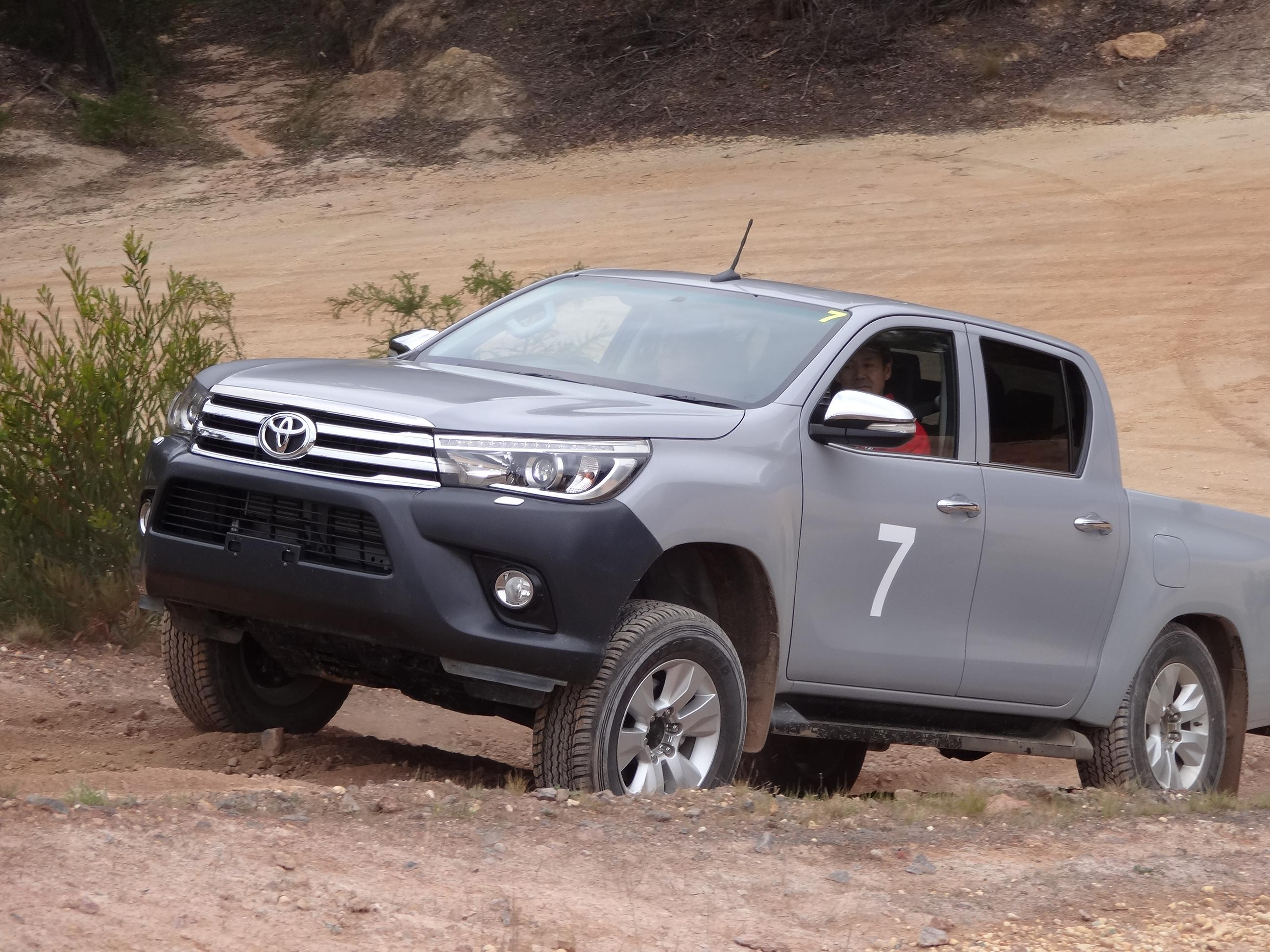 the best small truck in the world - 2016 oyota Hilux Unleashed: Favored By Militants, World's Best ...
