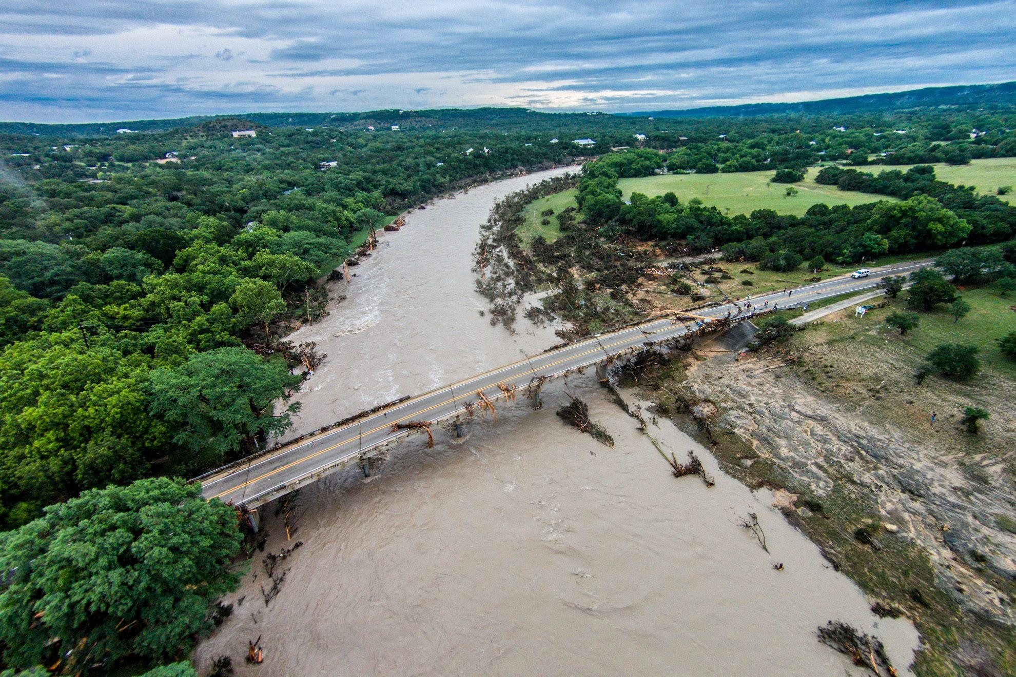 The Woodlands Texas Flooding >> Texas And Oklahoma Floods 2015: Flooded Properties In ...