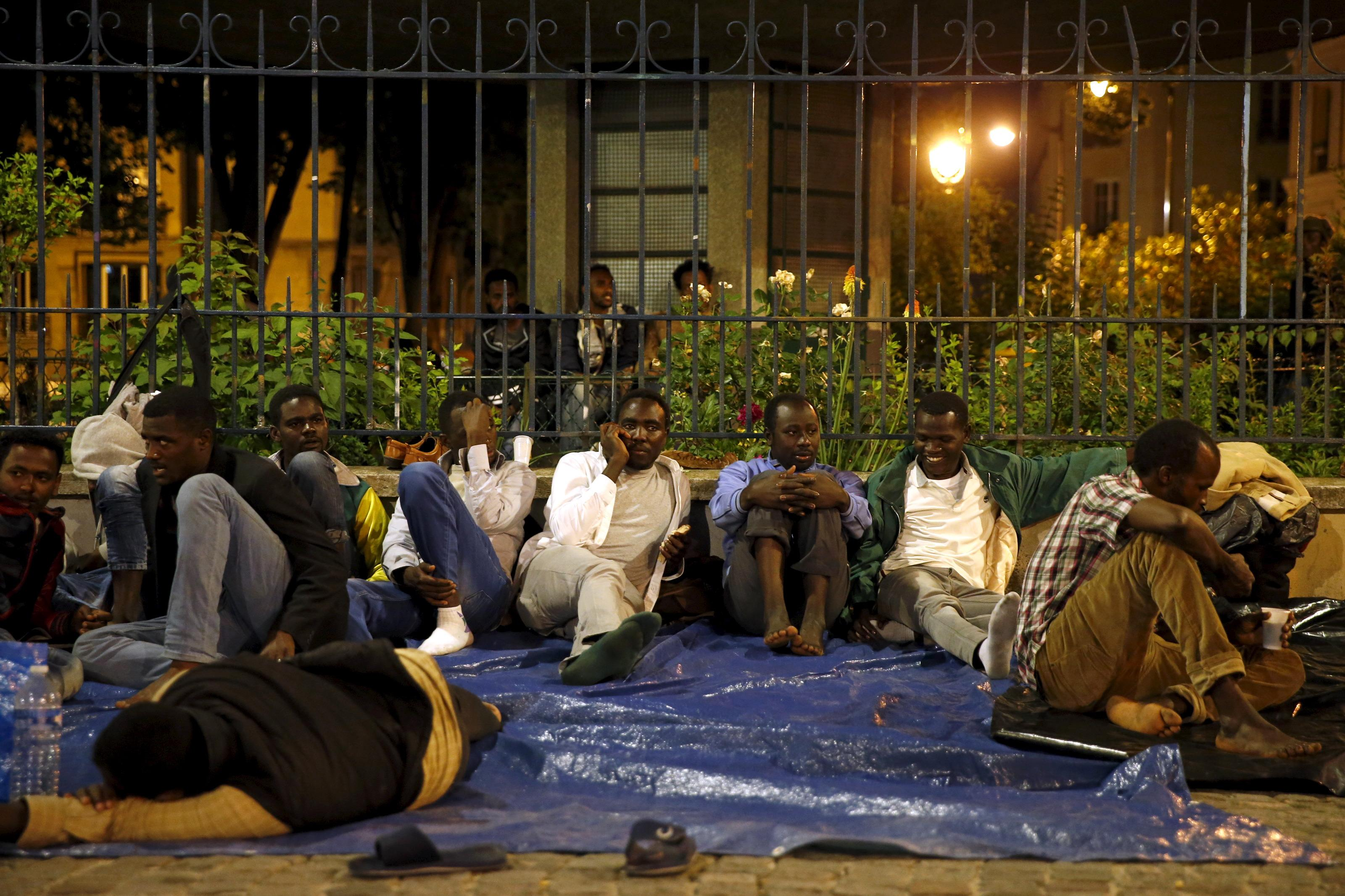 Eritrean Migrants