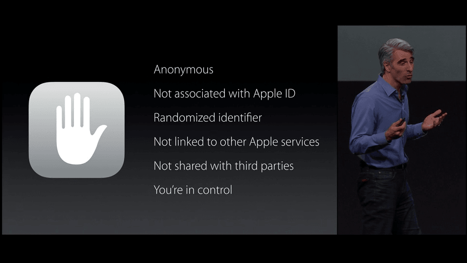 not associated with Apple ID