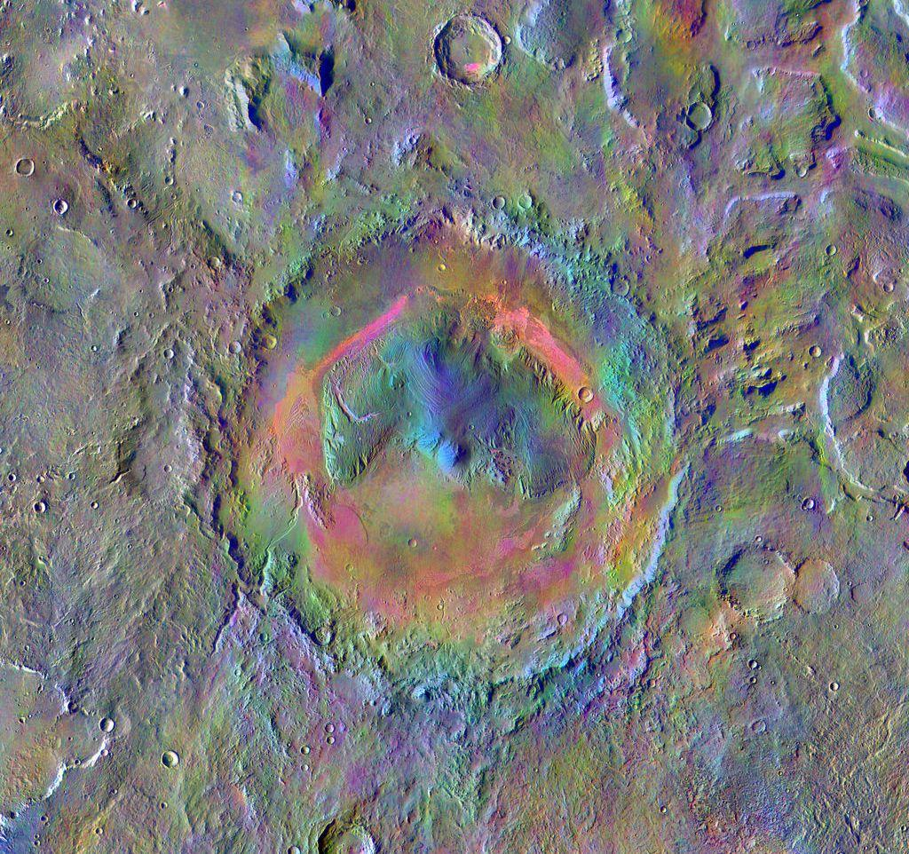 Mars-Odyssey-THEMIS-Gale-Crater-Minerals-pia19674-br2