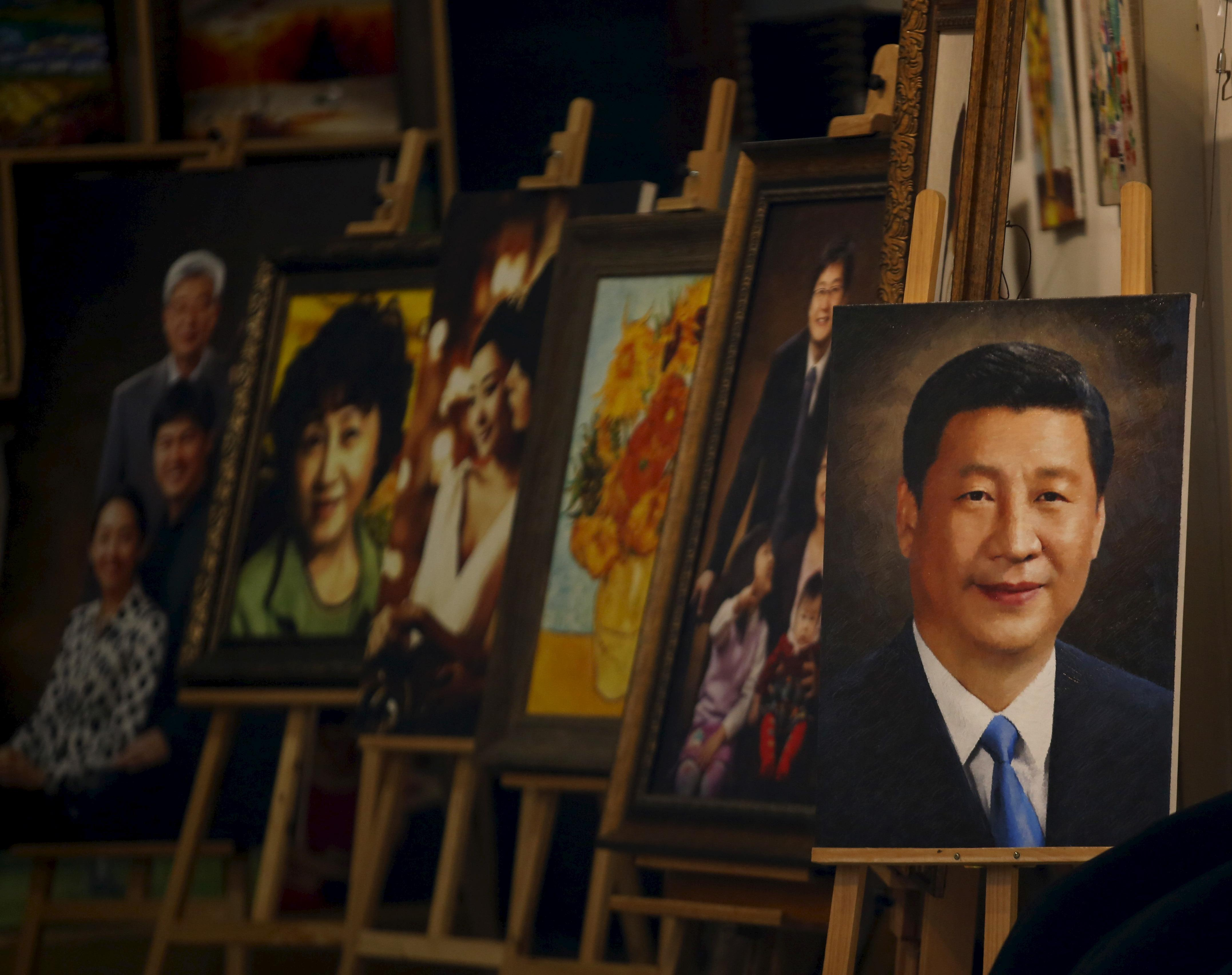 XiJinping_Painting_May2015