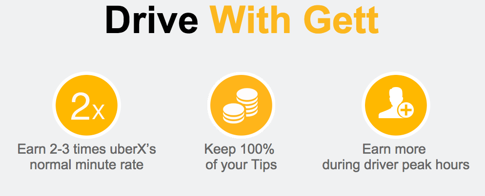 drive with gett