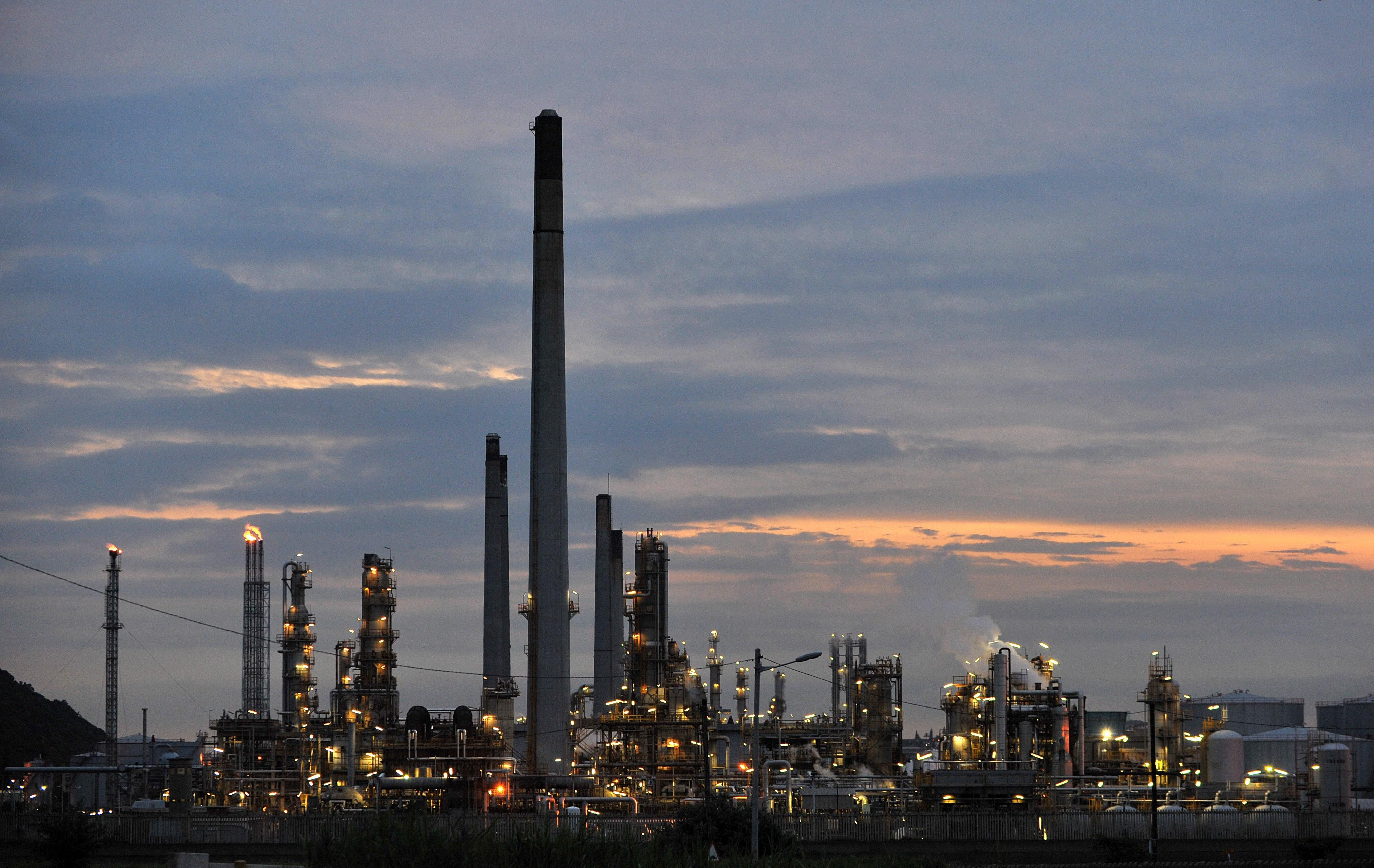 South African Petroleum Refinery
