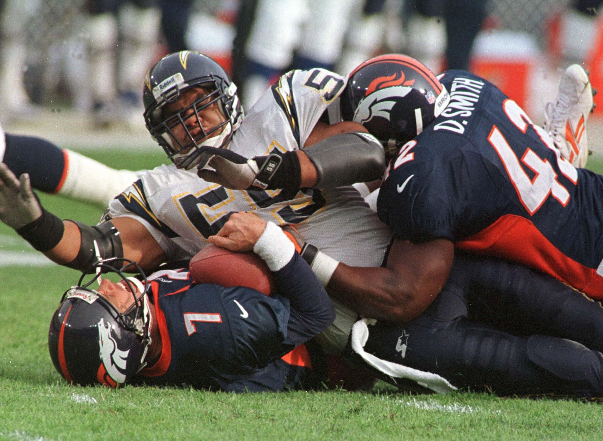 Junior Seau Chargers