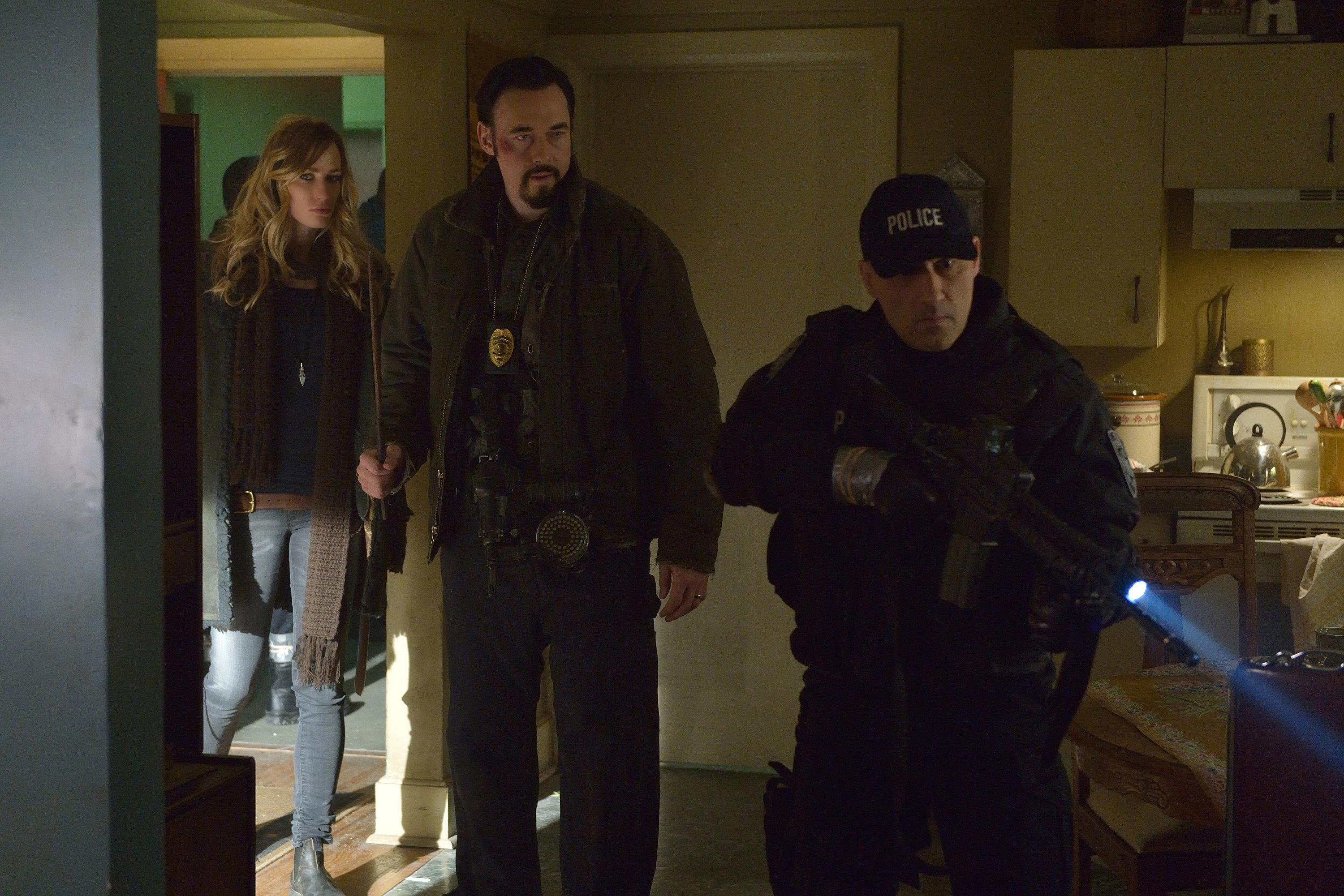 The Strain Ep. 5 Fet