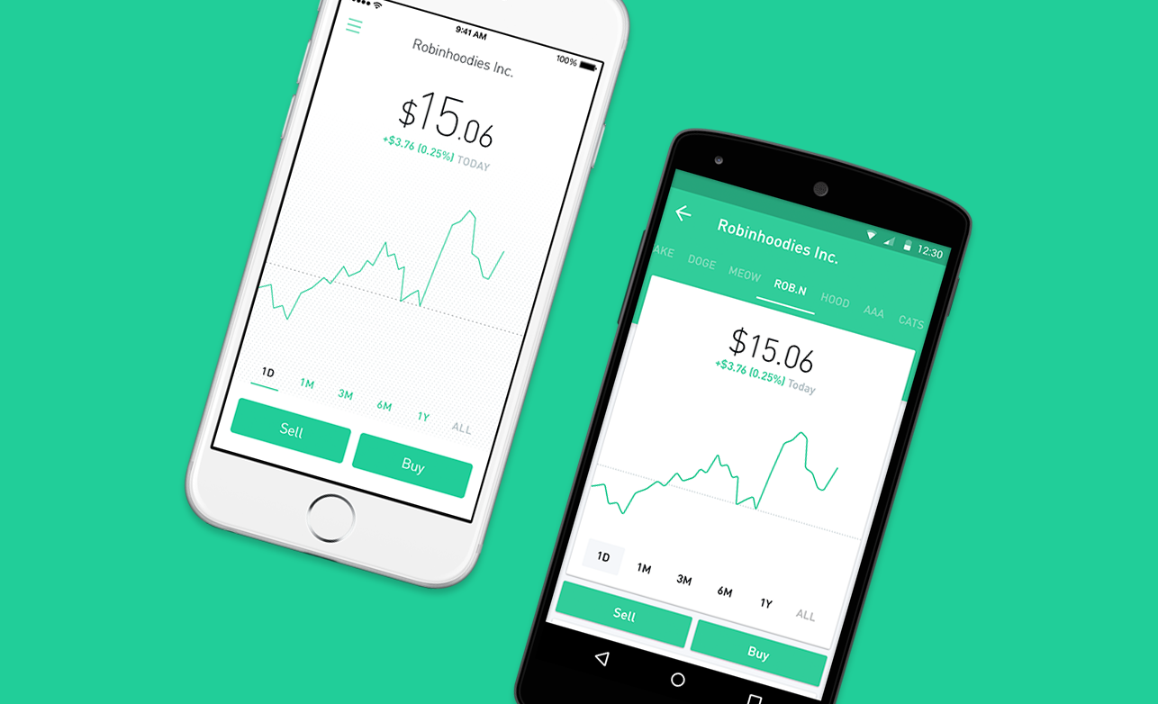 robinhood android
