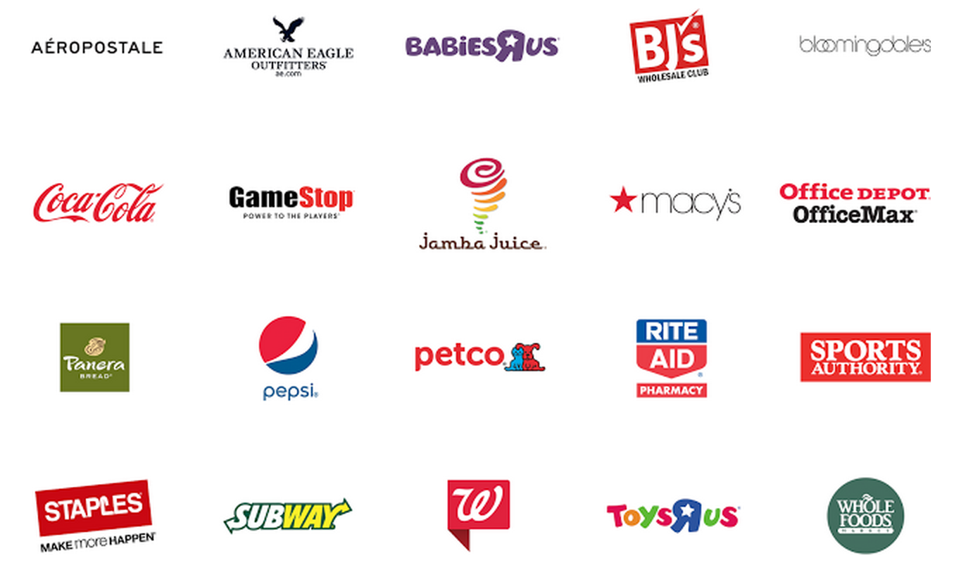 Retailers Supporting Android Pay