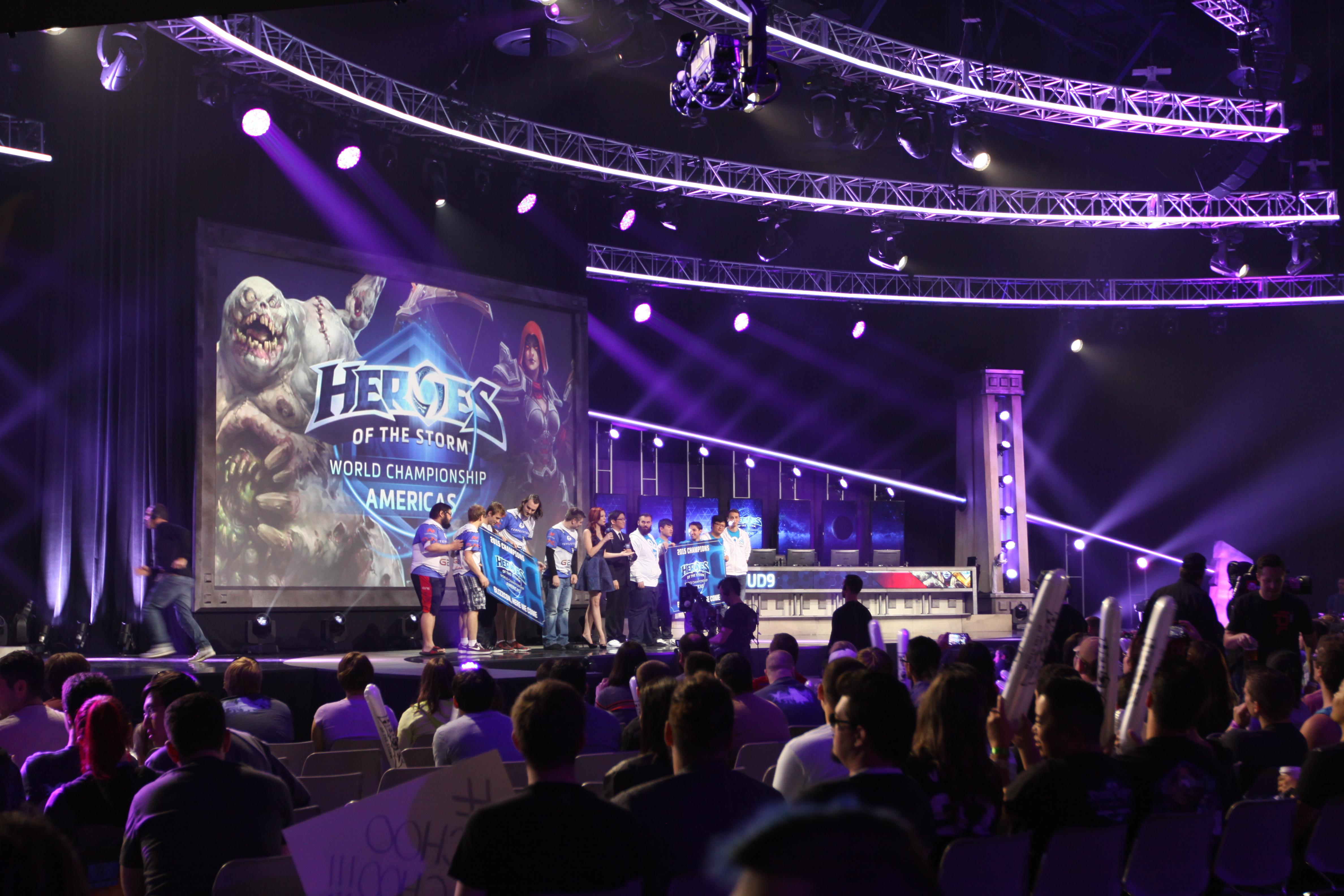 Heroes of the Storm Americas Championships