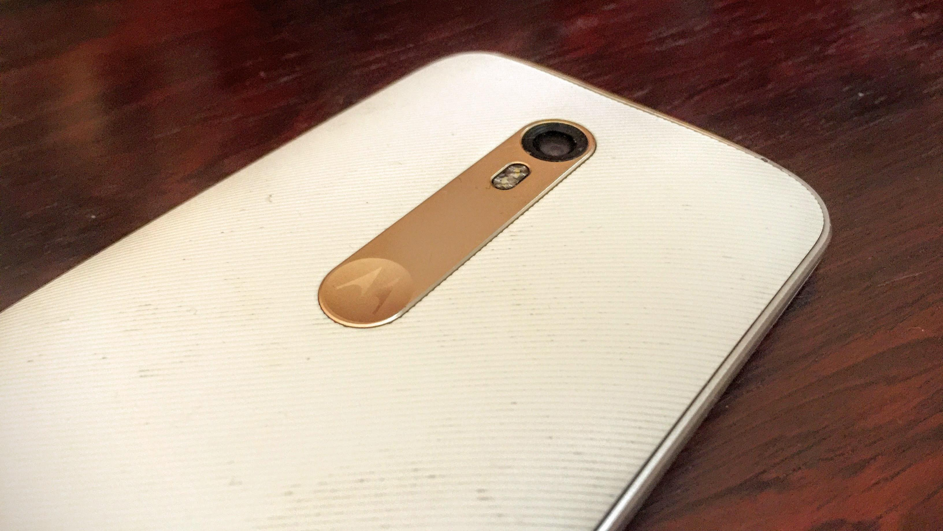 Moto X Pure Edition Review Camera