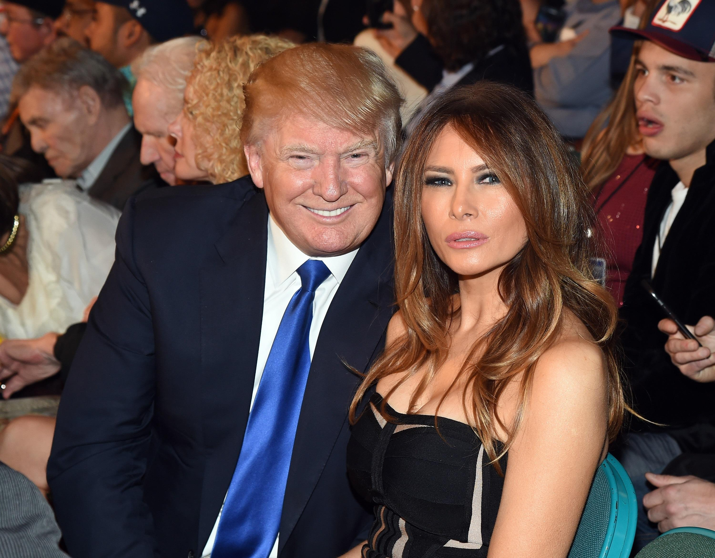 Image result for melania trump and ivana fight
