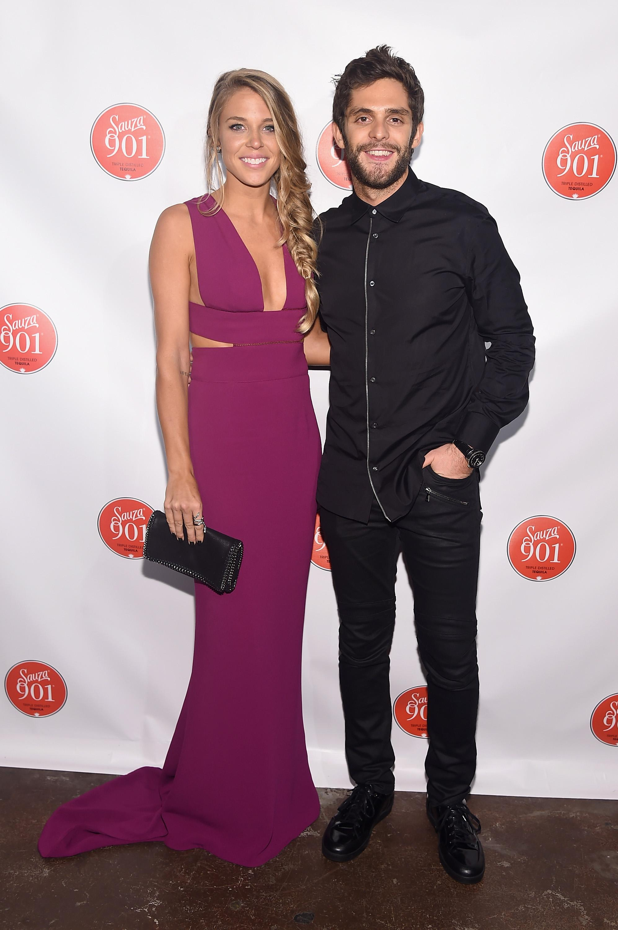 Lauren Gregory, Thomas Rhett