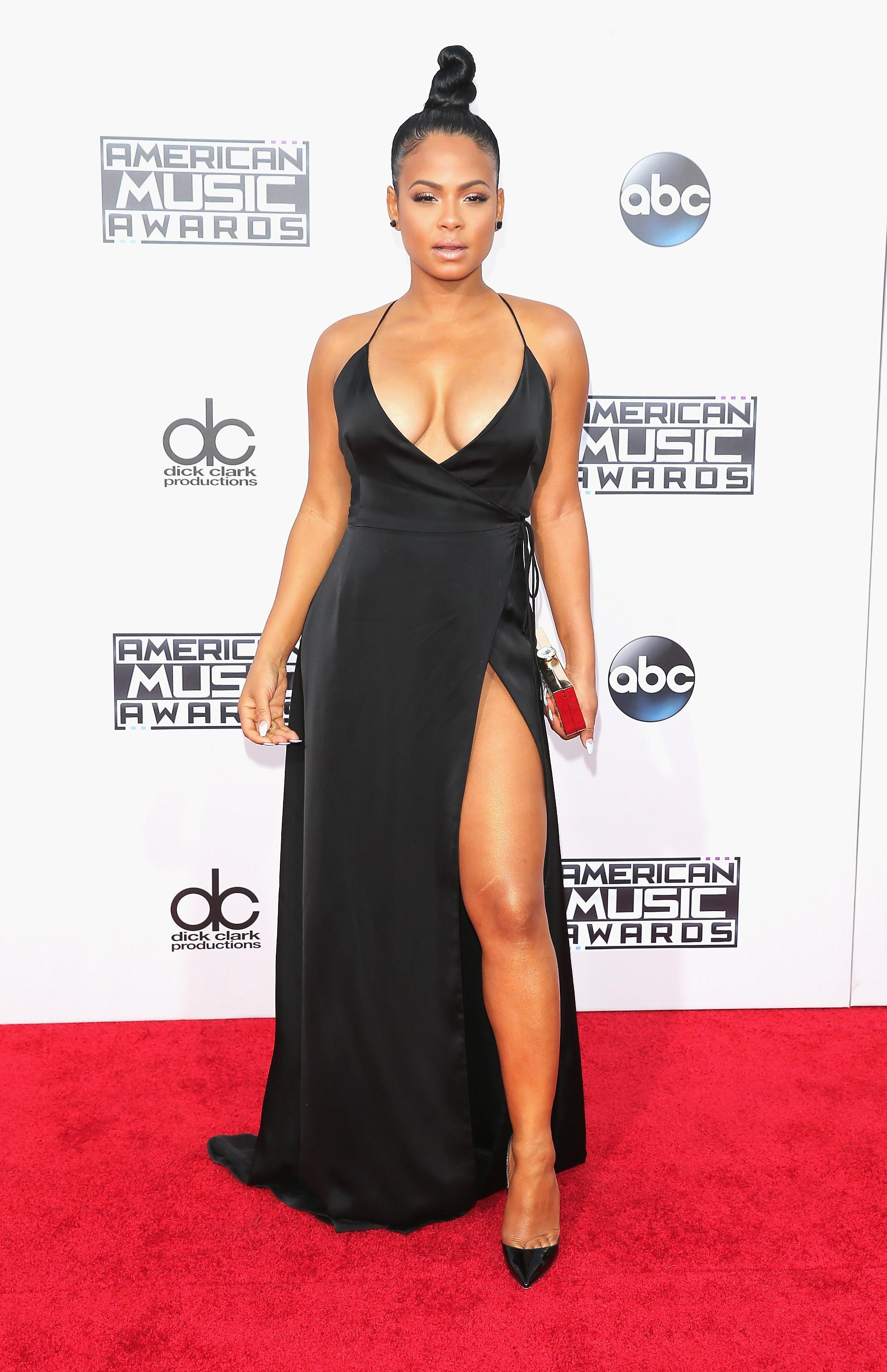2015 American Music Awards The Best And Worst Dressed