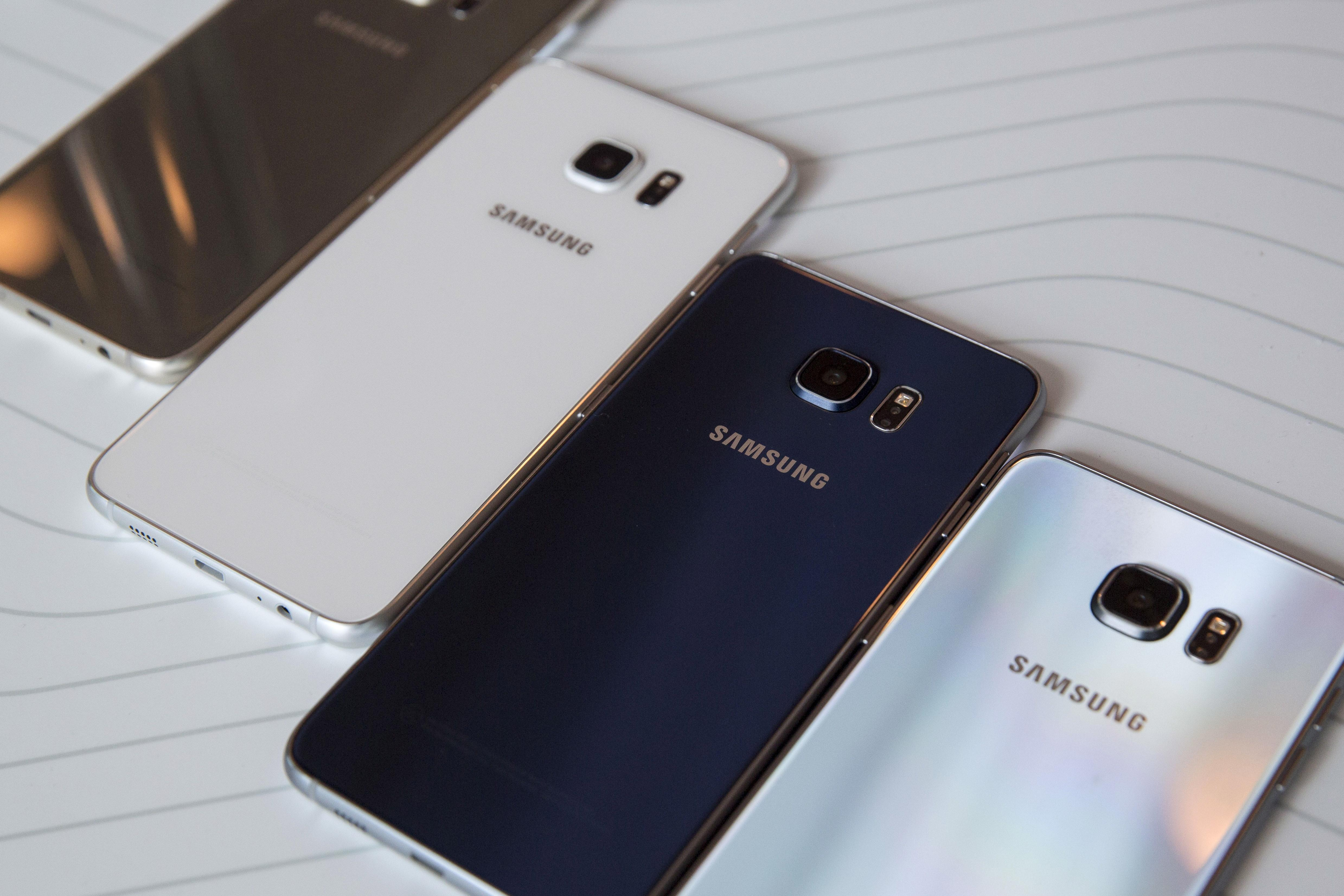 Galaxy S6 Note 5 Black Friday Deals