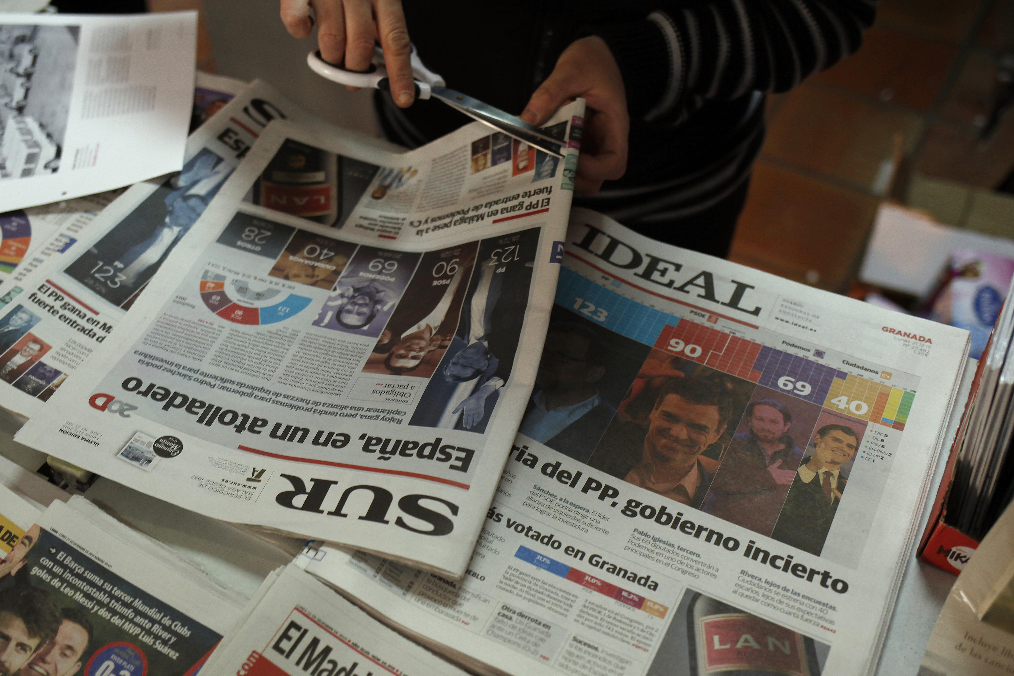 Questions Remain After Spain Election
