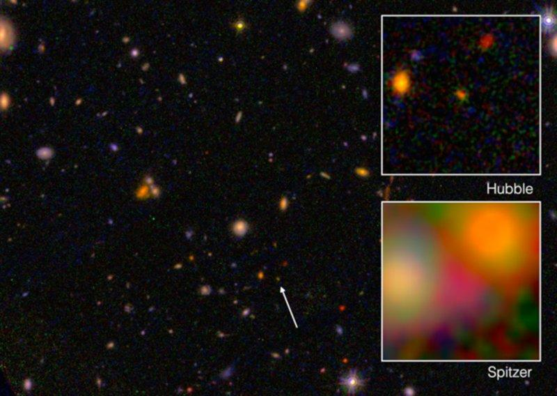 Oldest Galaxy Ever