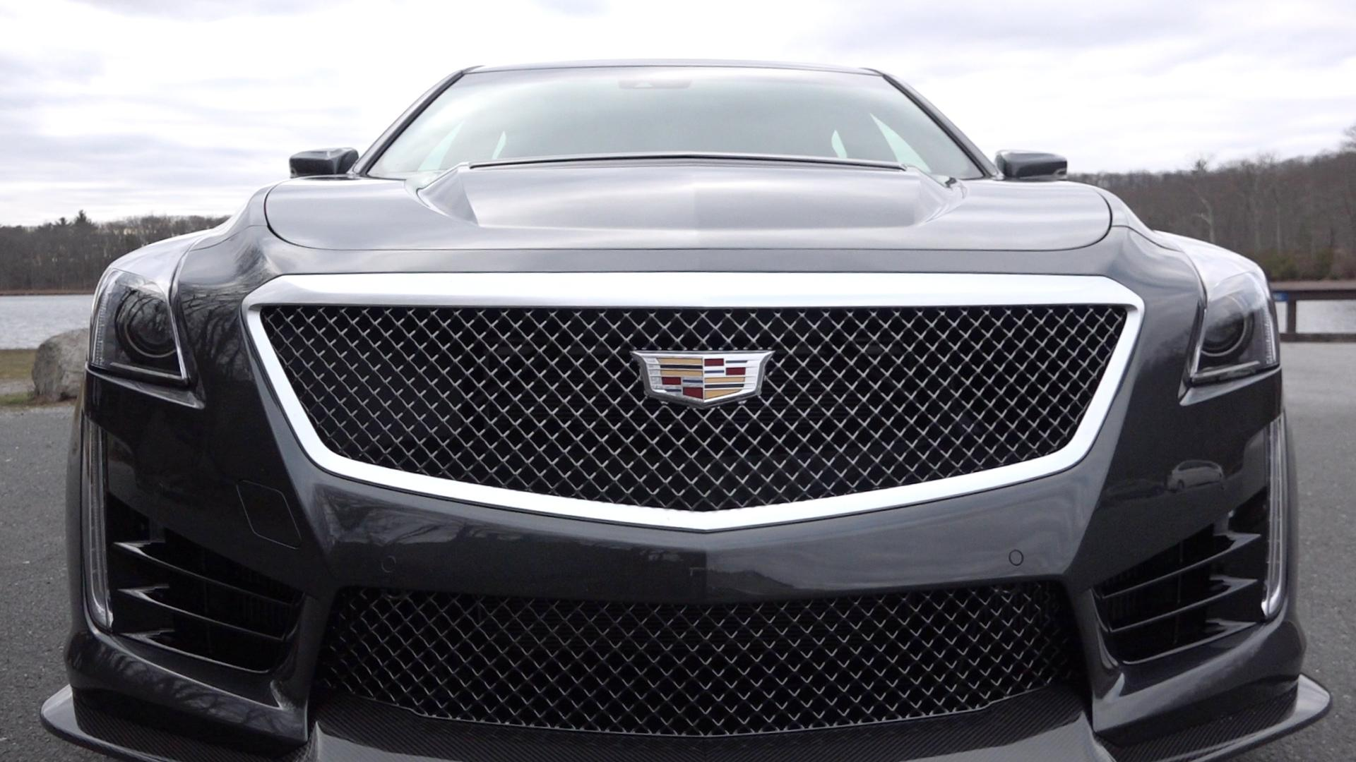 CTS-V Front