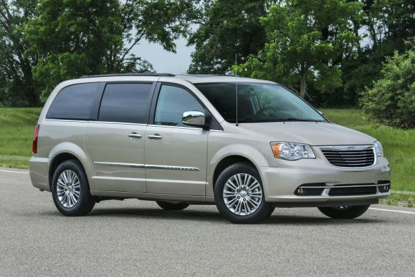 2016 Town and Country