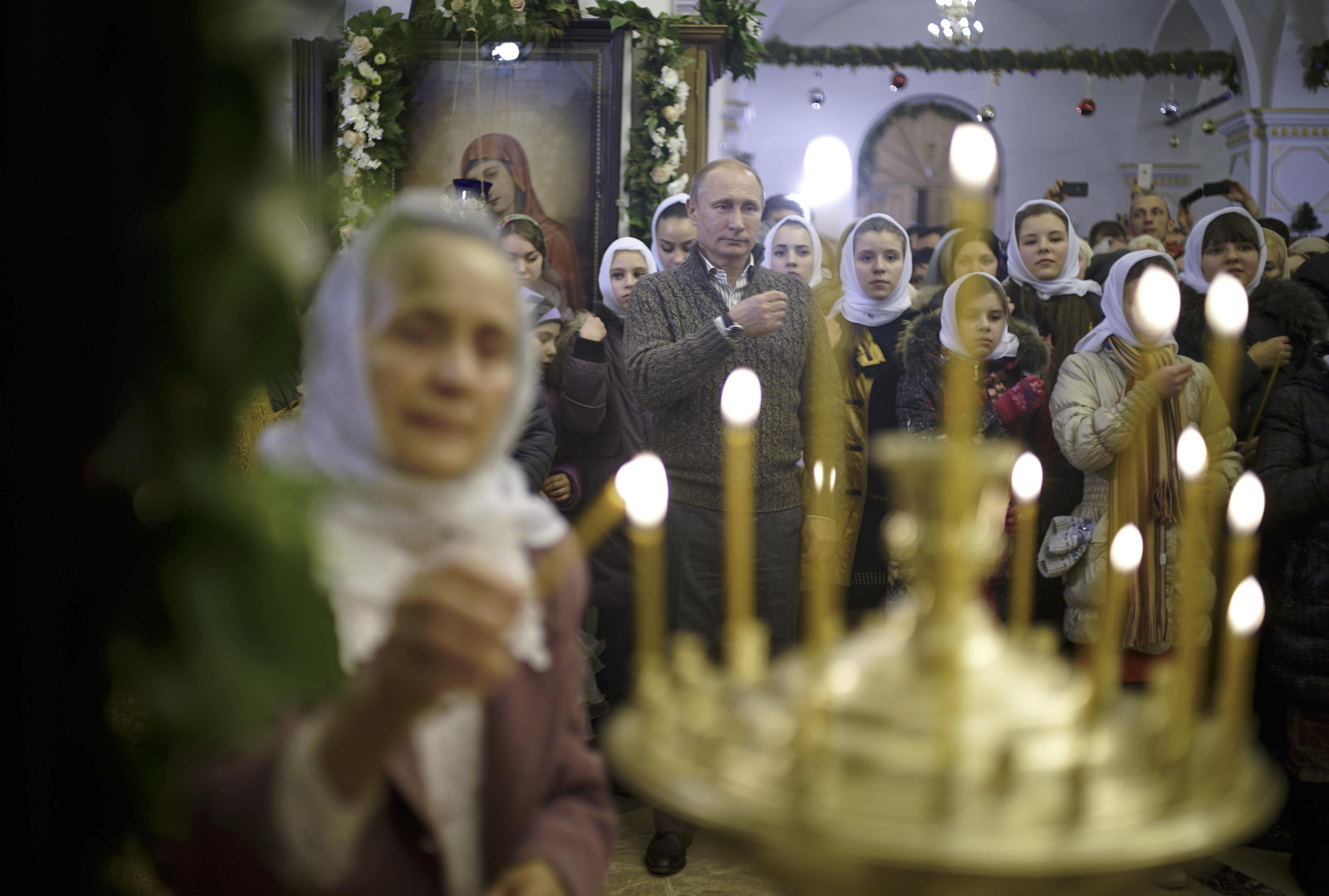 Orthodox Christmas 2016: Russian, Greek, Serbian And Other Eastern ...