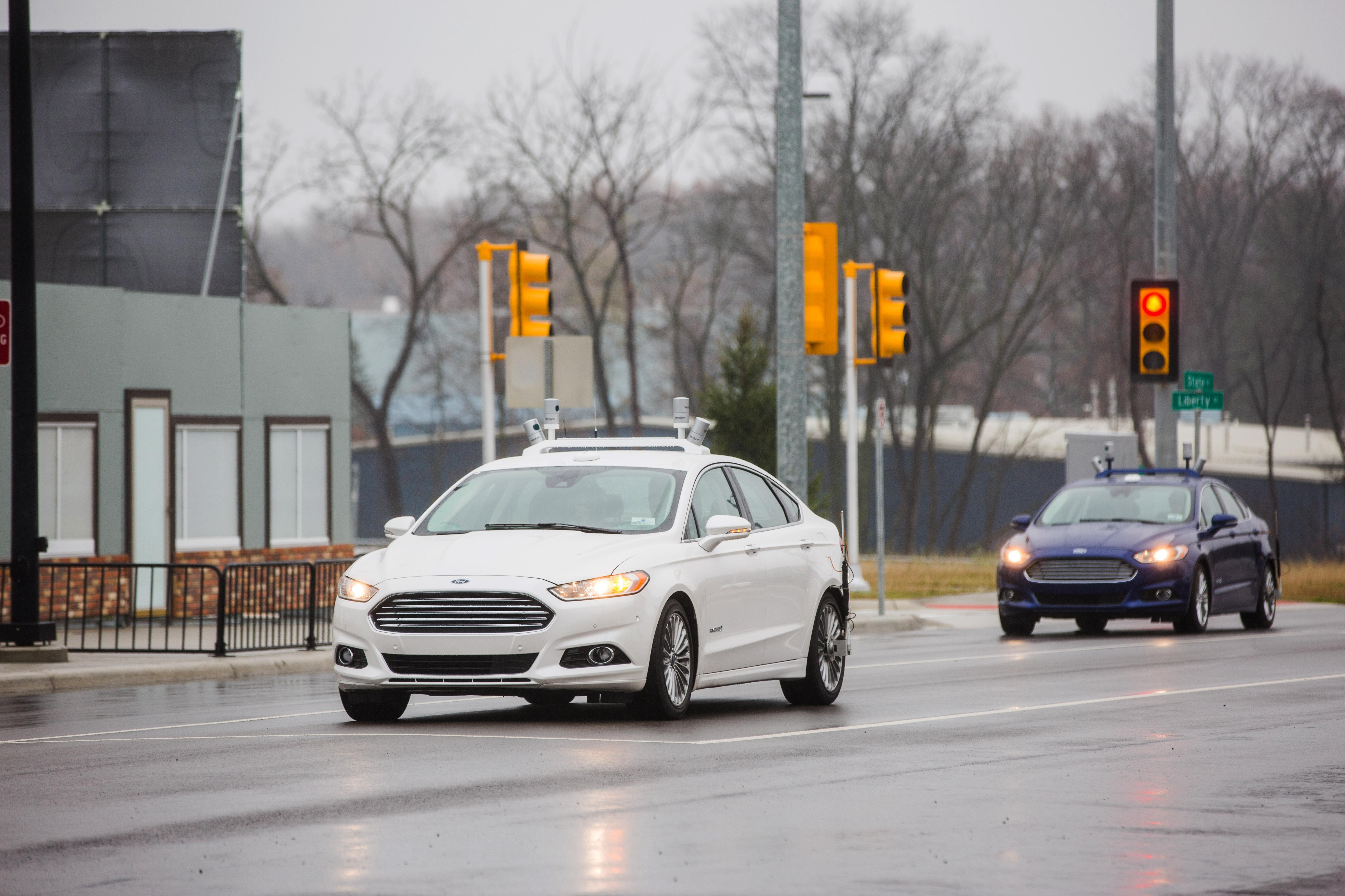 Ford driverless car for the masses
