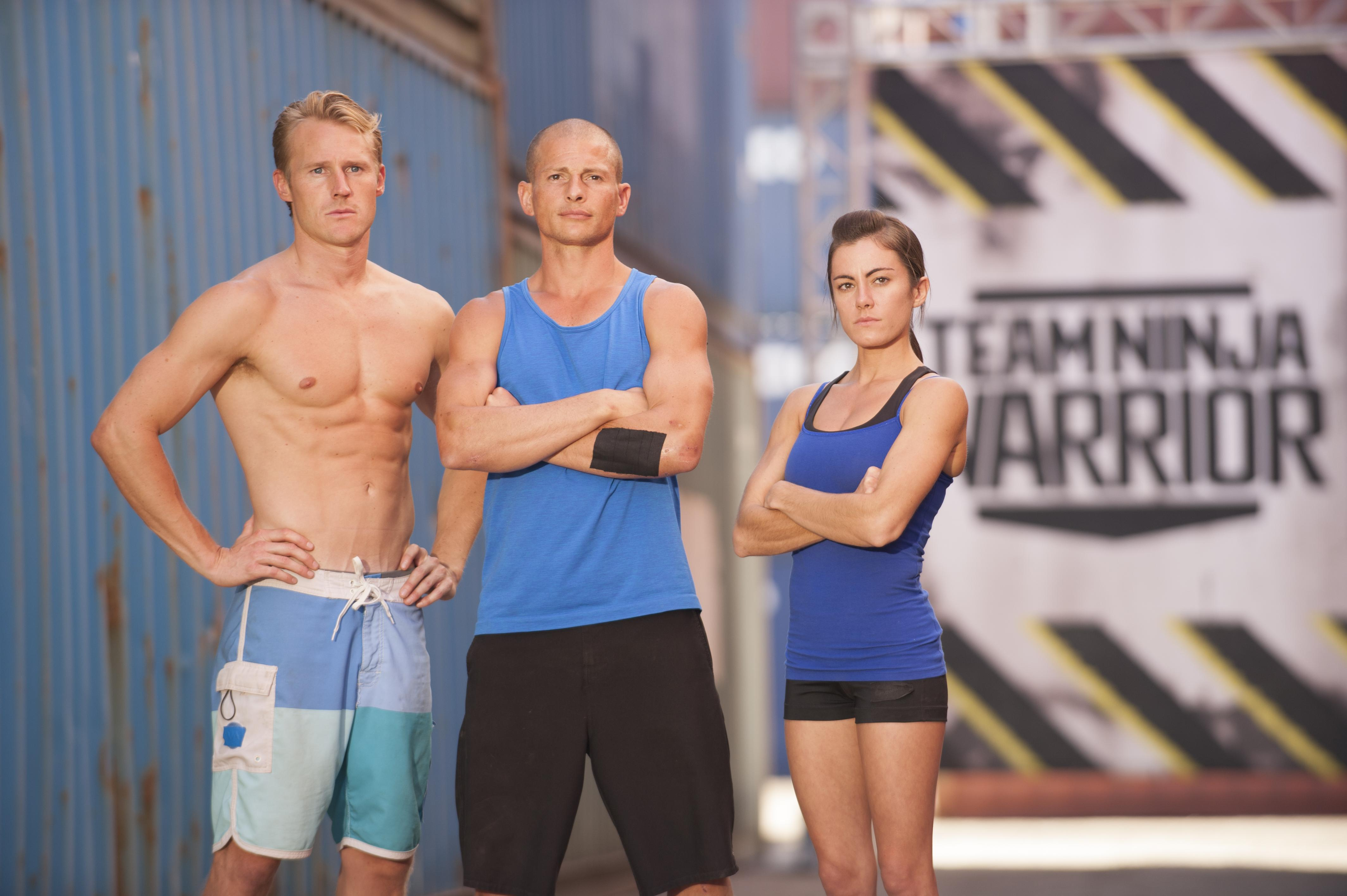 how to get on american ninja warrior