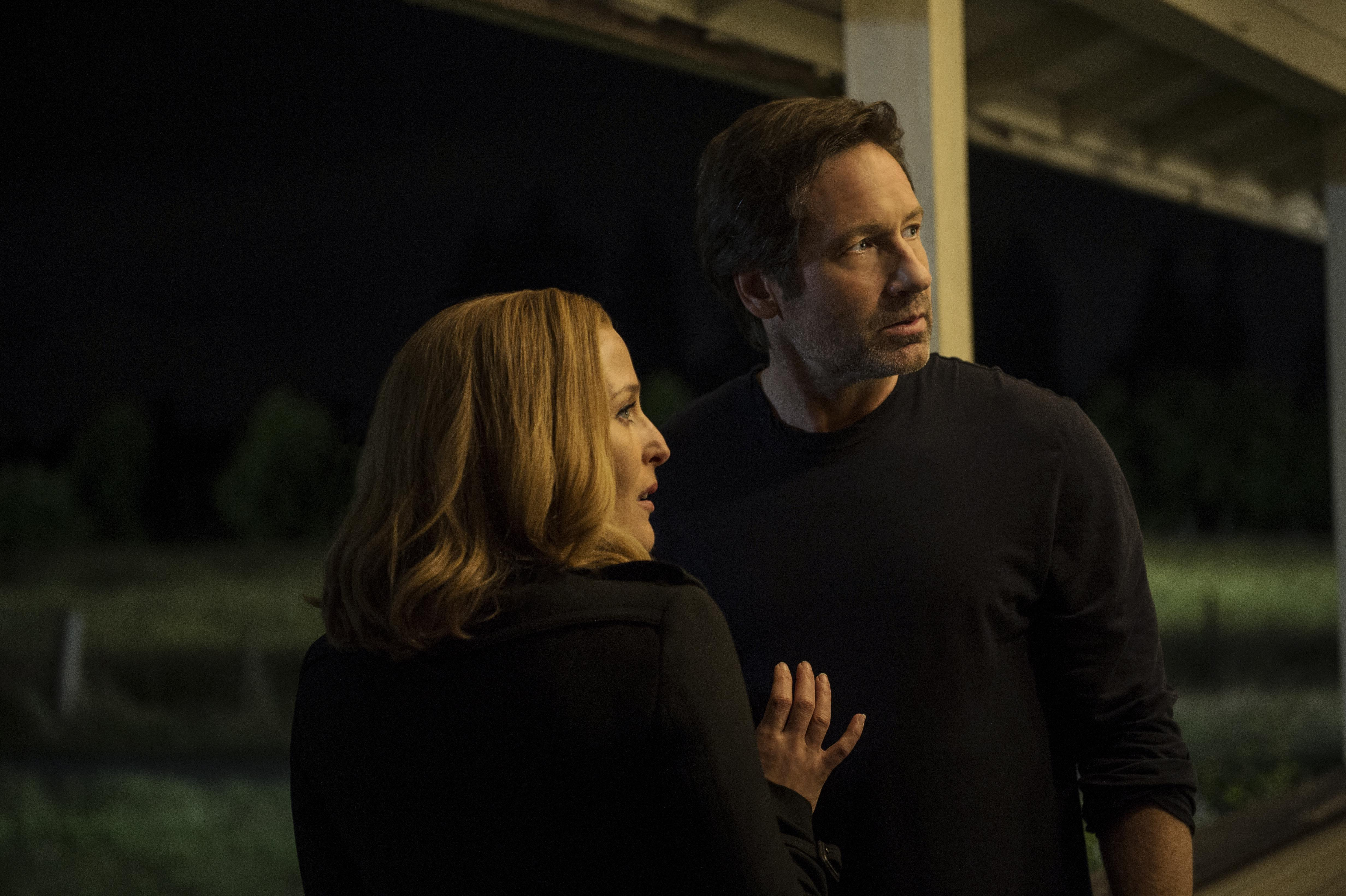 More New X-Files On The Way?