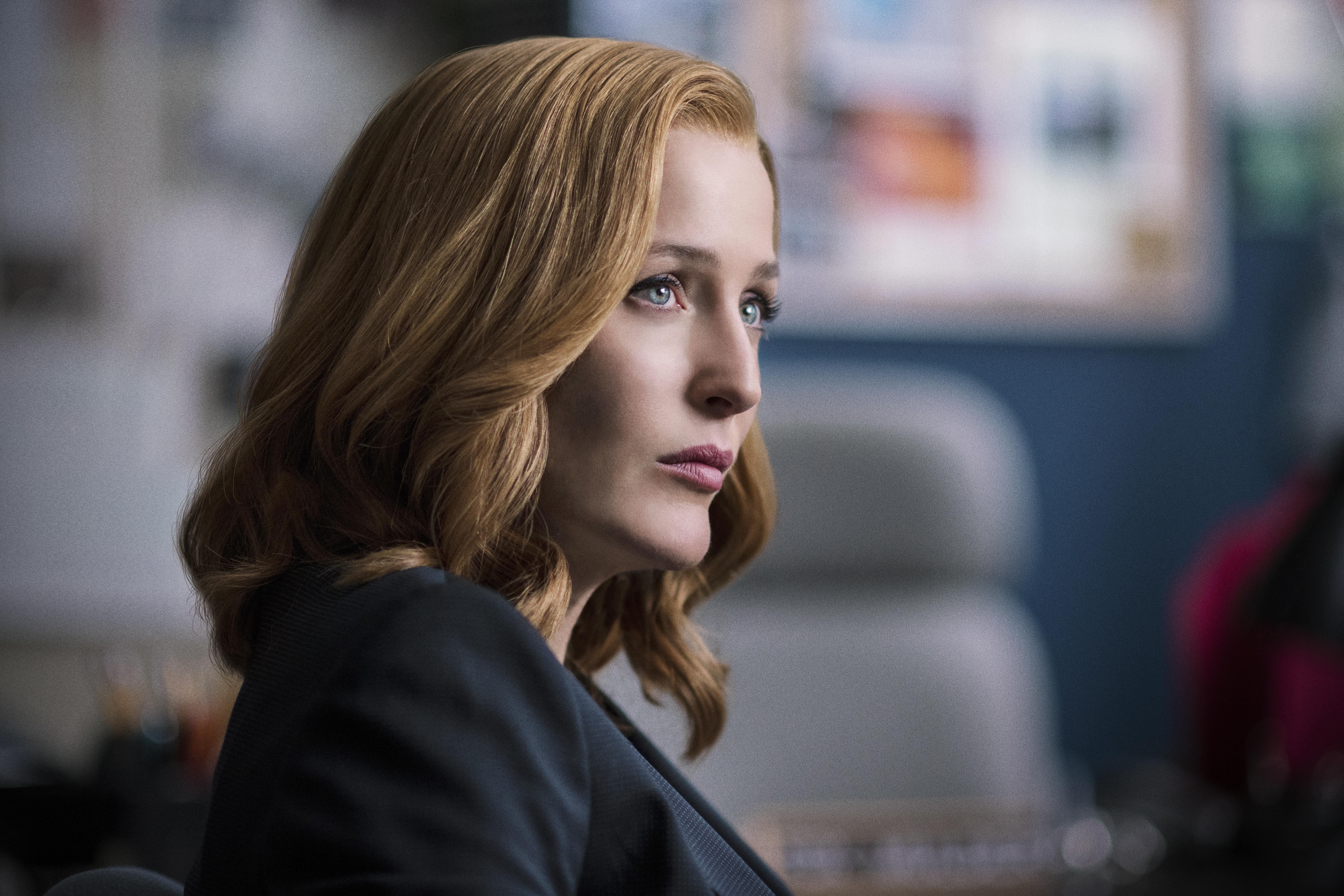 X-Files Scully