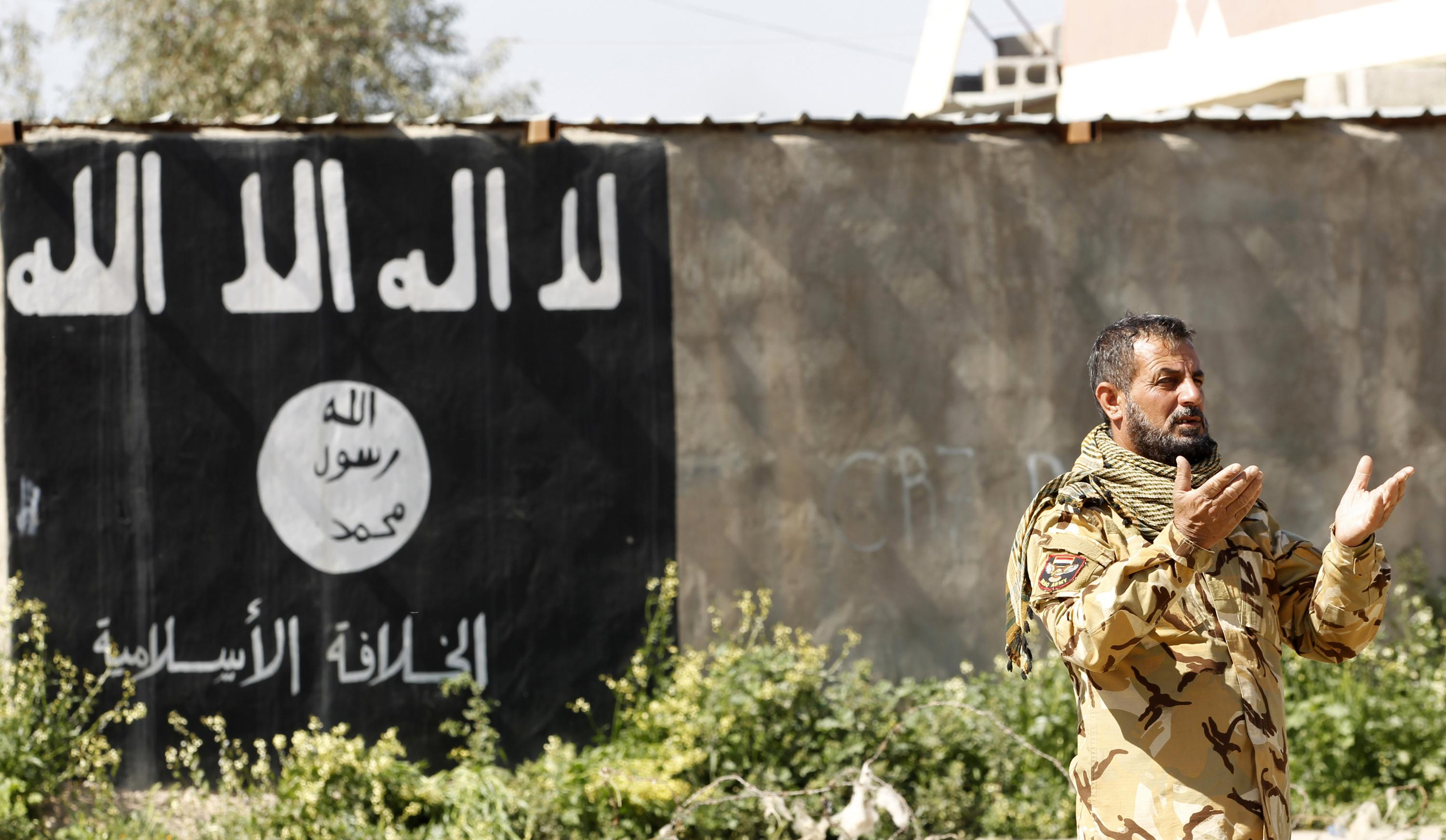 ISIS in Iraq fighting