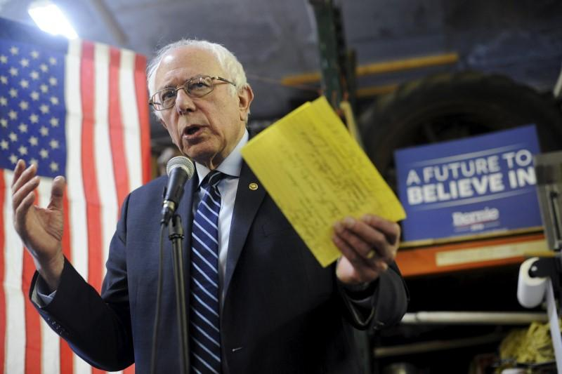Bernie Sanders, Charles City, Iowa, Jan. 30, 2016