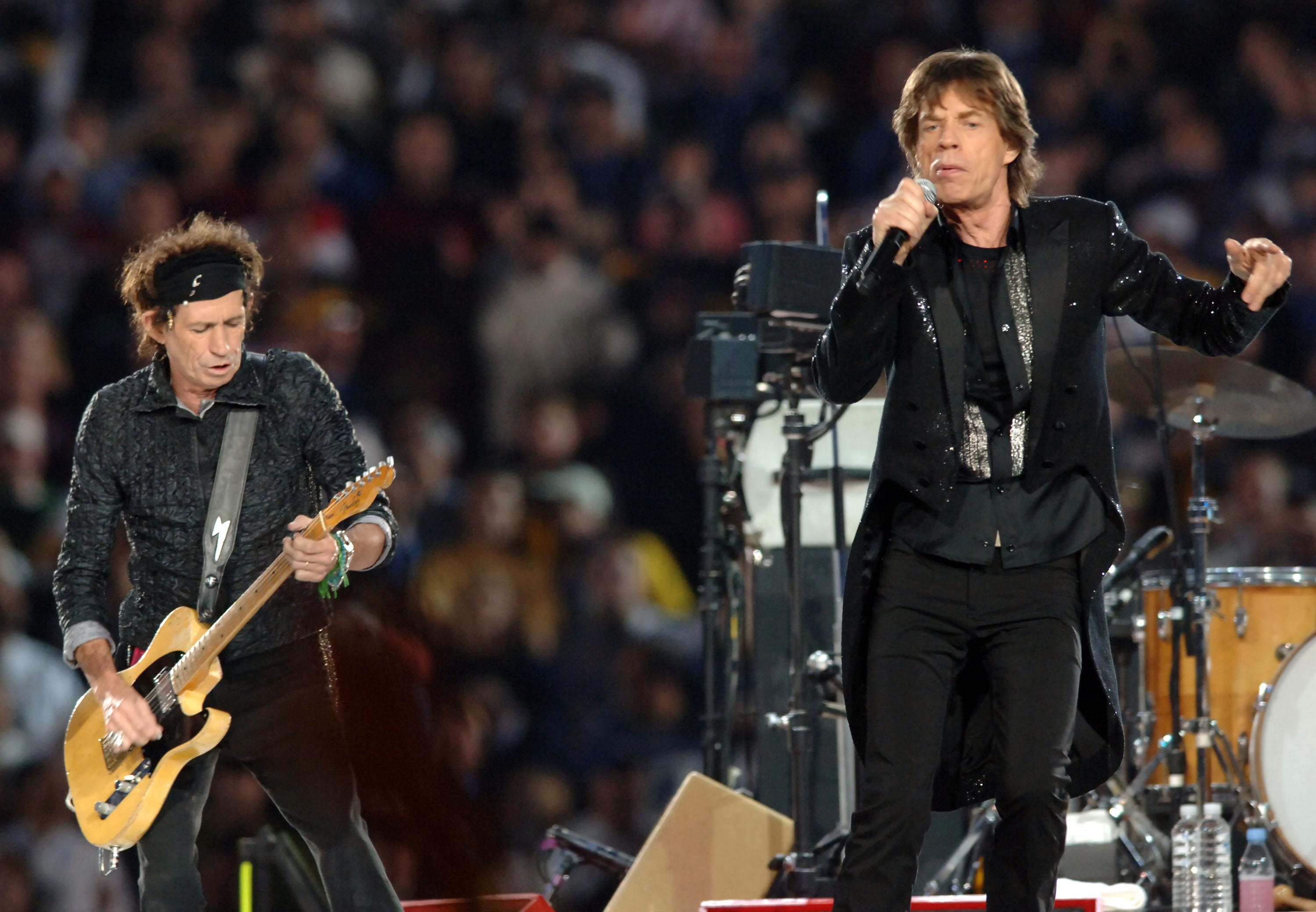 Rolling Stones Halftime Show