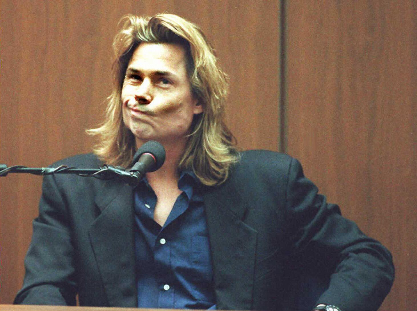 "Brian ""Kato"" Kaelin ""The People v. O.J. Simpson"