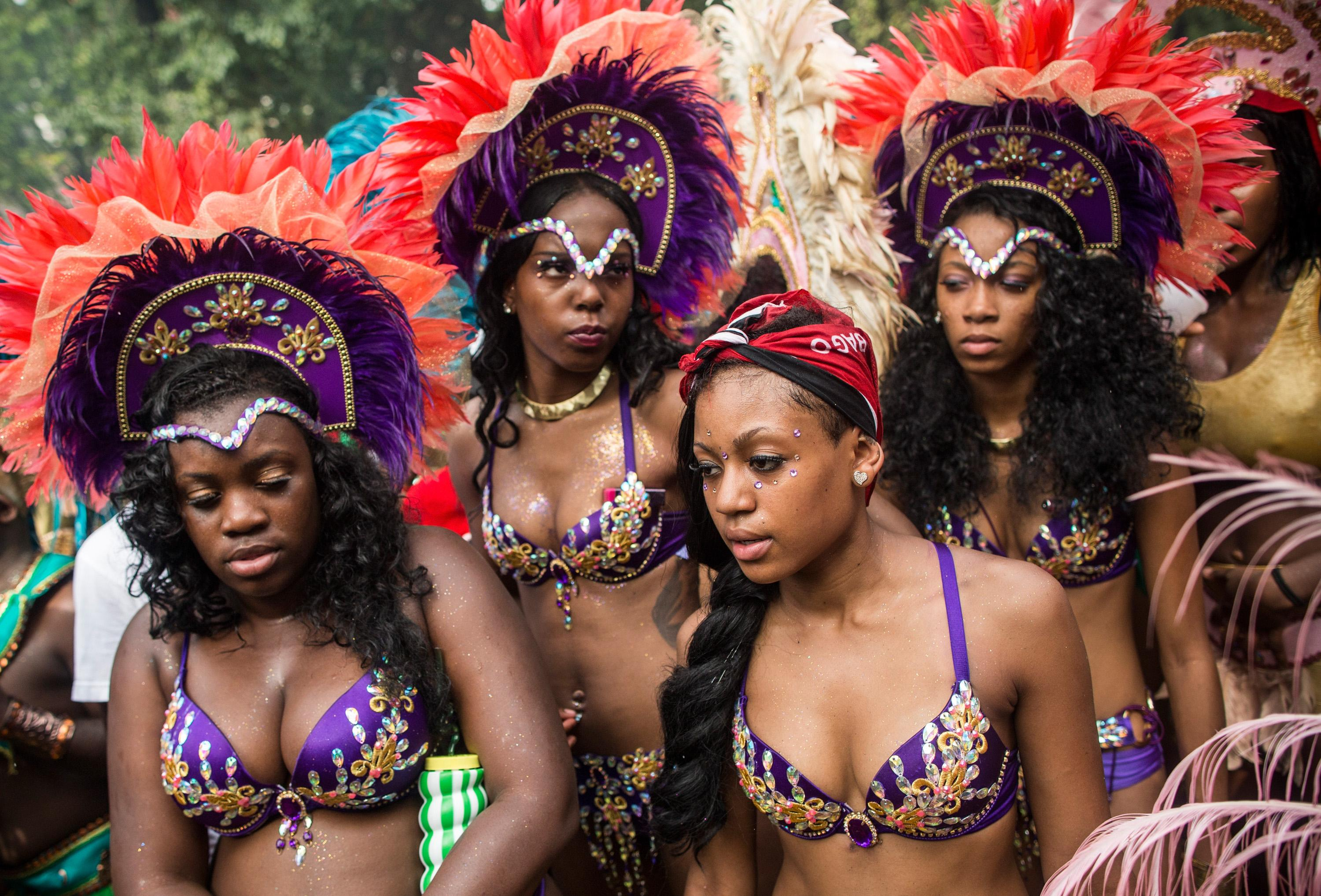 west indian day parad 2013