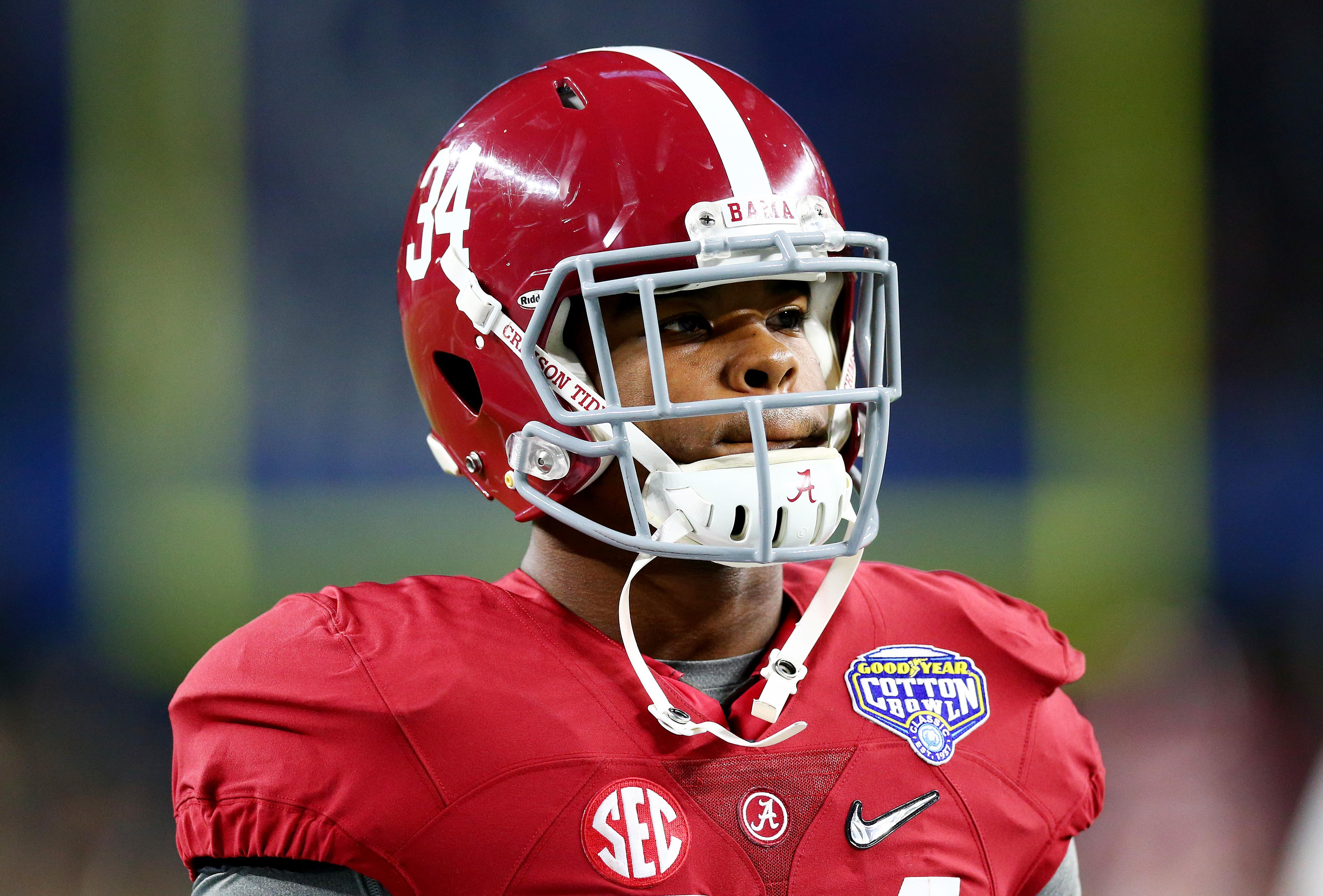 damien harris alabama