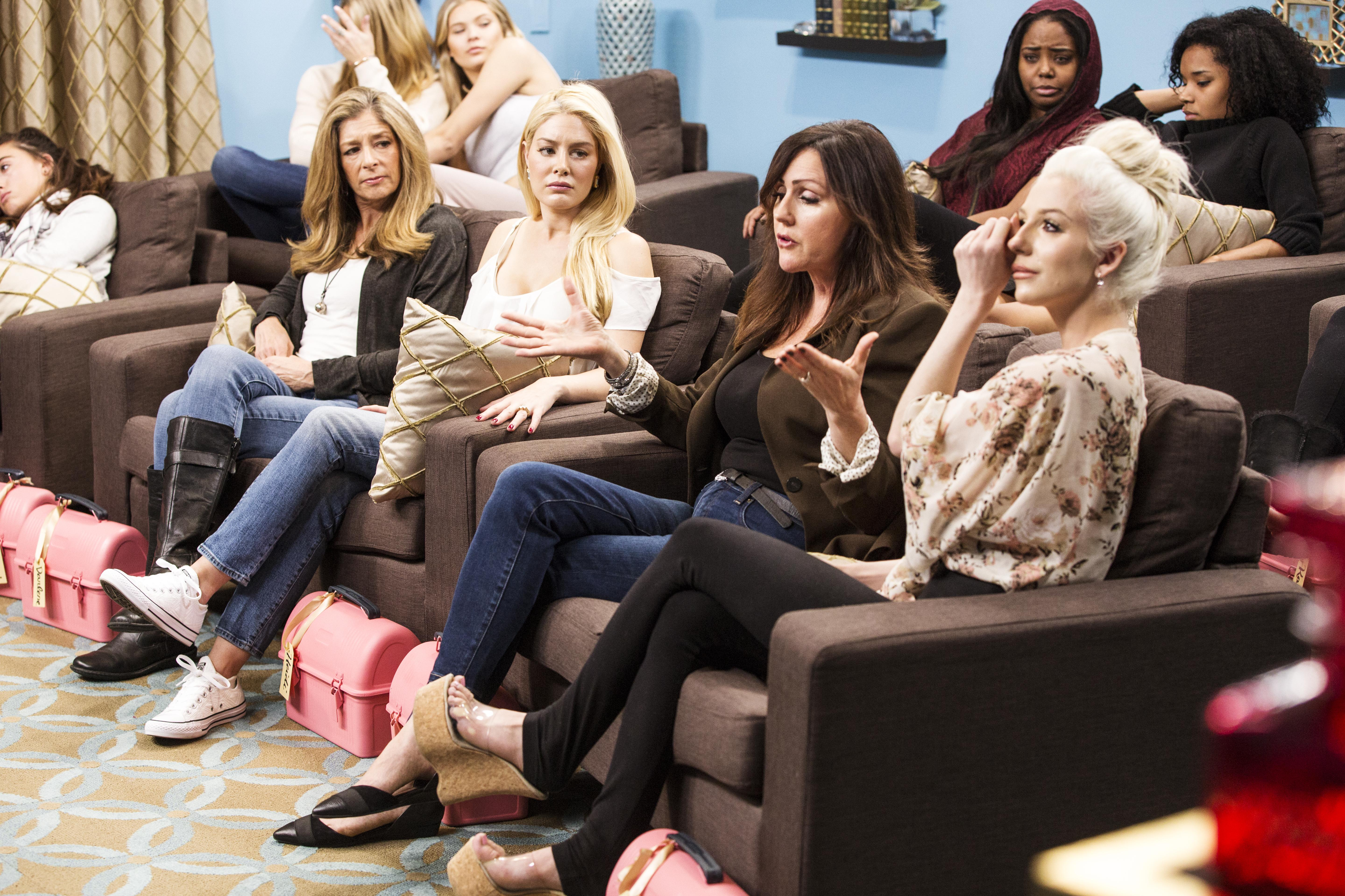 """The Mother/Daughter Experiment: Celebrity Edition"""" Spoilers"""