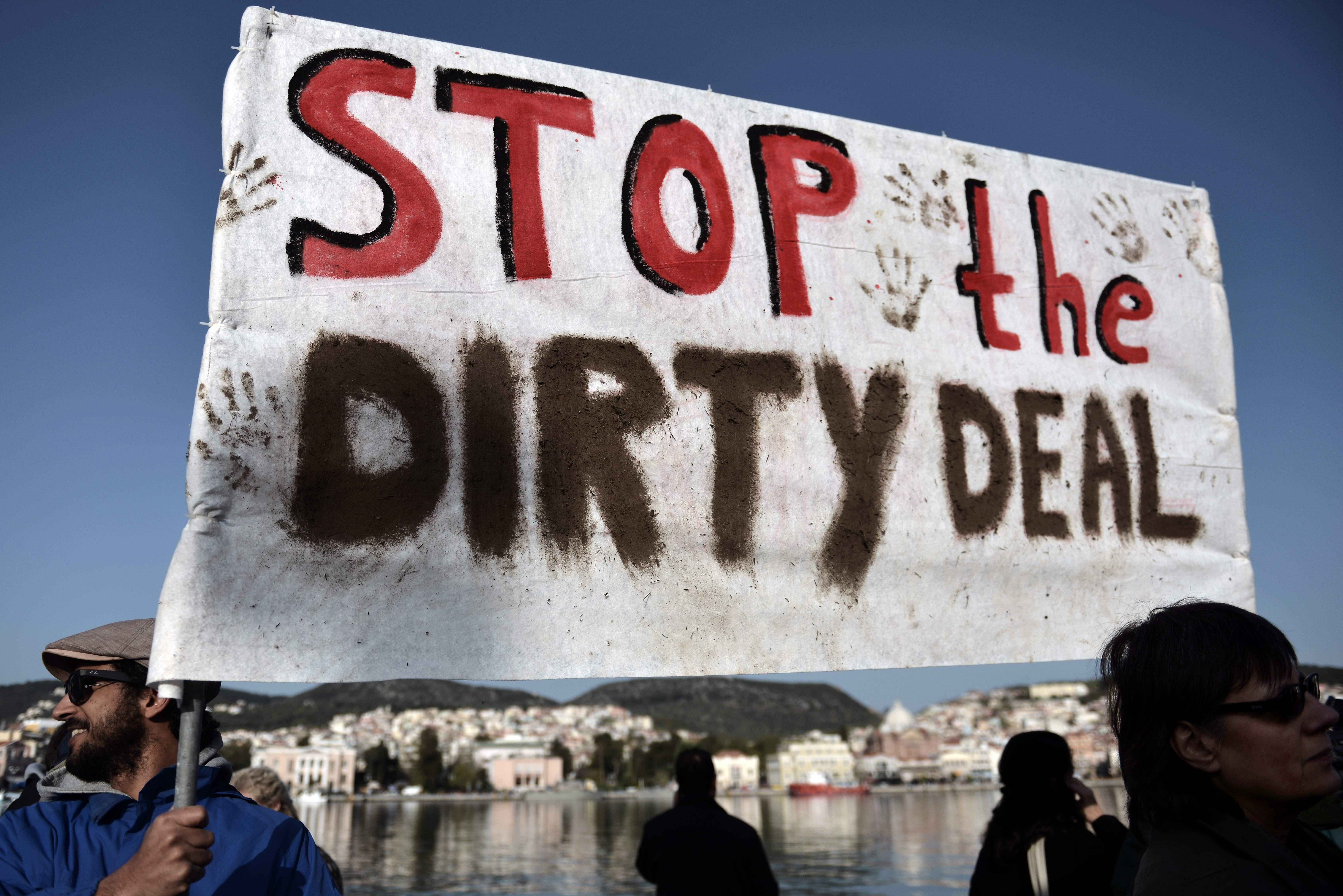 stop the dirty deal