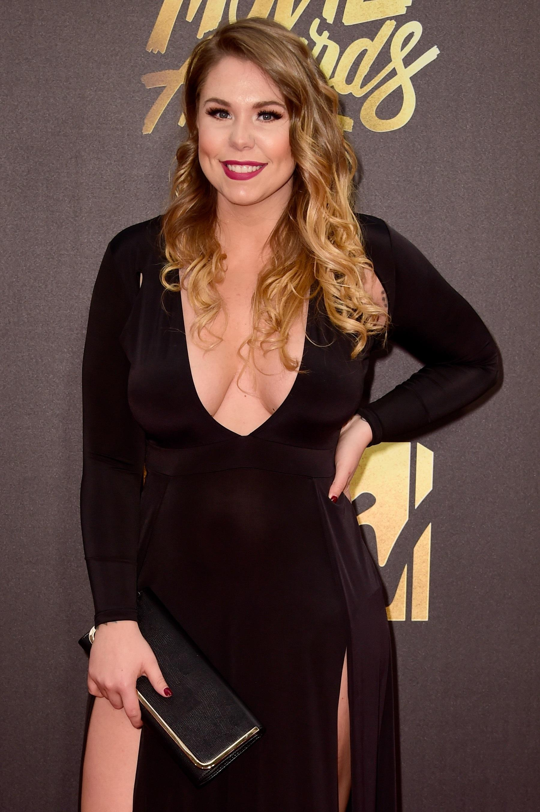 Kailyn Lowry post-surgery body