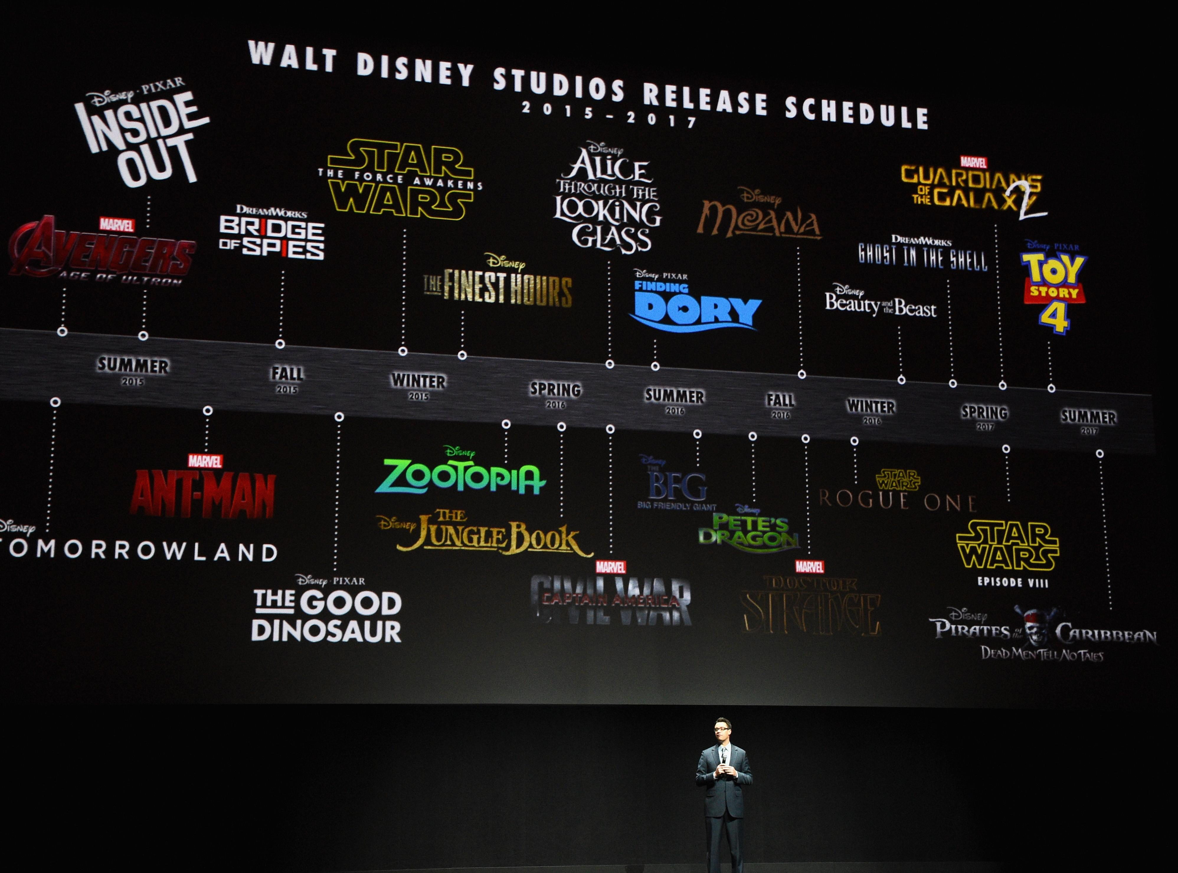 Disney CinemaCon
